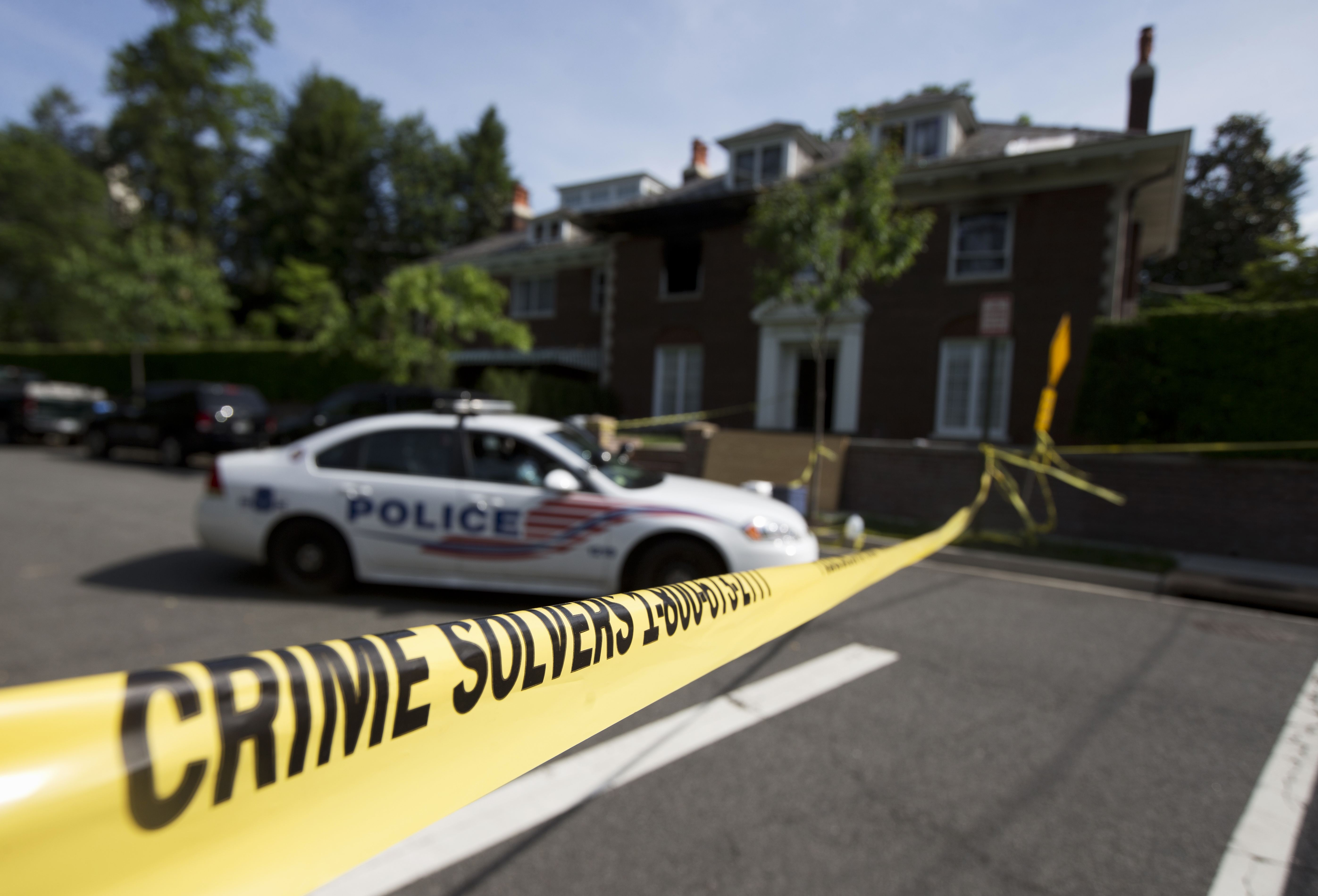 Police look into assistant who dropped $40K at home of D.C. quadruple homicide