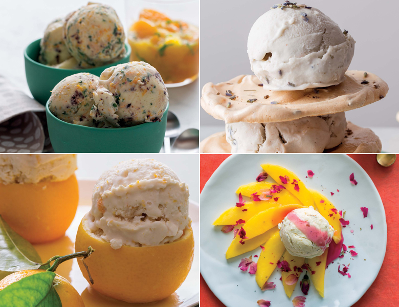 No equipment needed: Making ice cream at home is simple