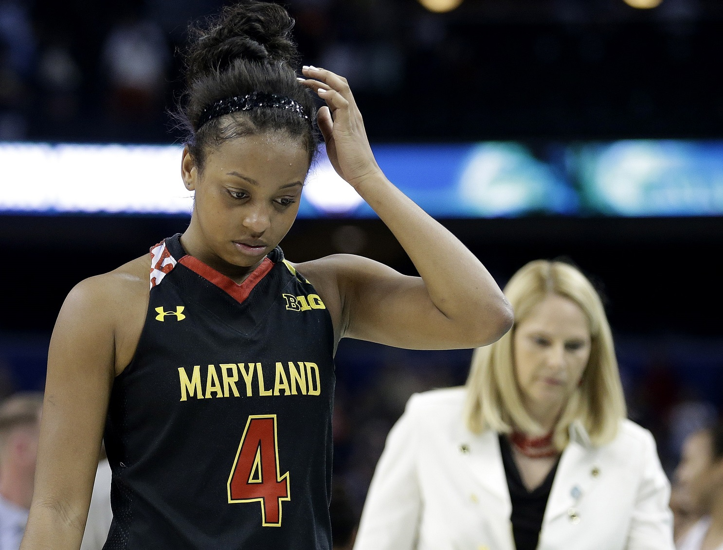 Lexie Brown to transfer from Maryland
