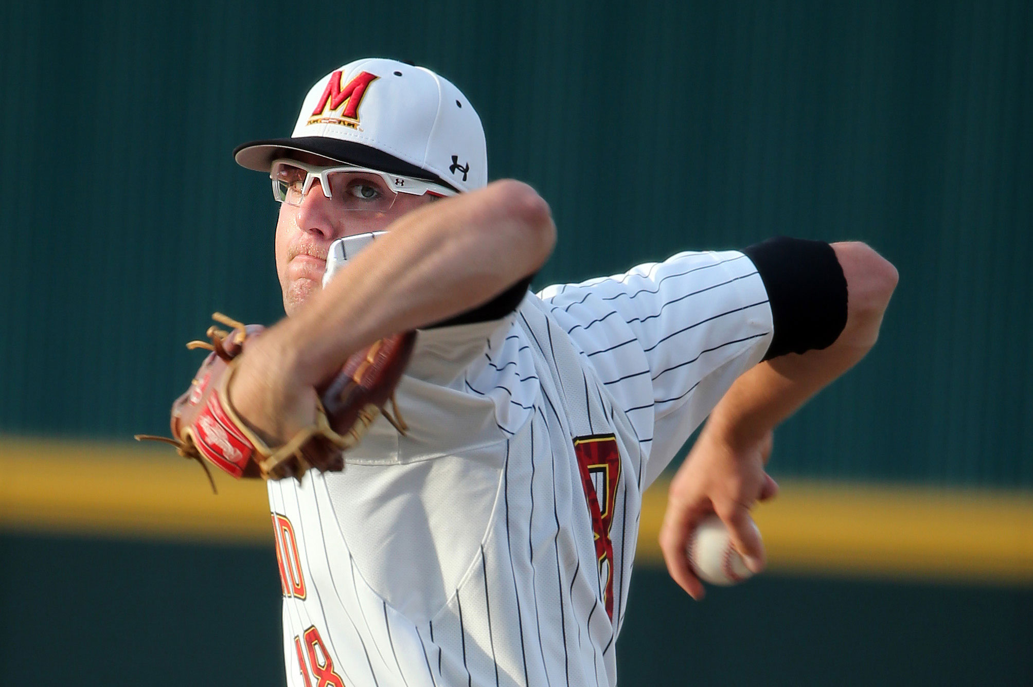 Terps hope to ride Shawaryn to first College World Series