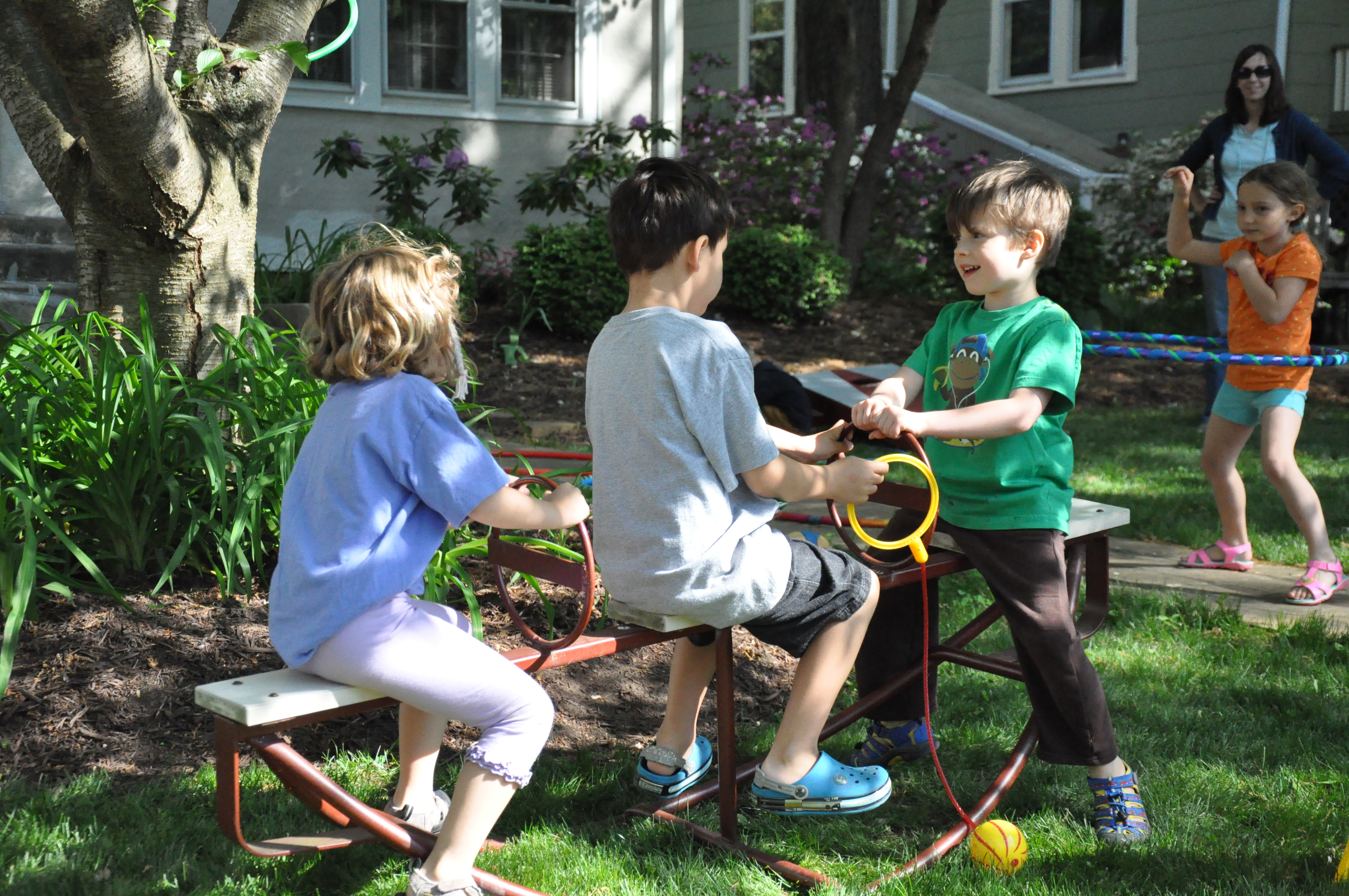 Promoting play: The importance of a spontaneous summer