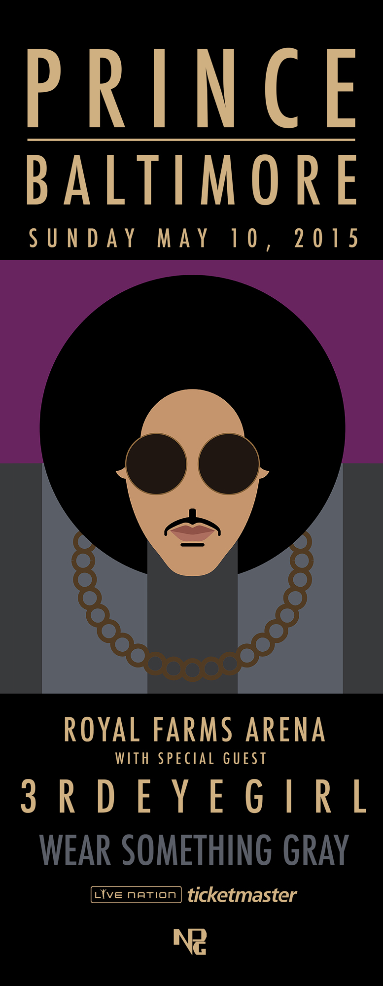 Prince announces special 'Rally 4 Peace' concert in Baltimore