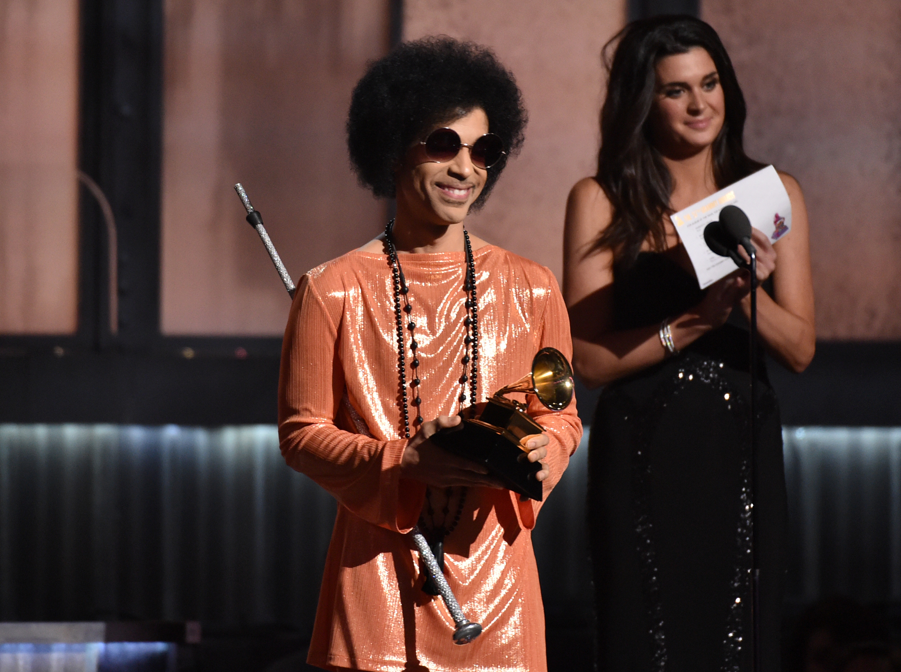 Prince releases 'Baltimore' song ahead of Sunday concert