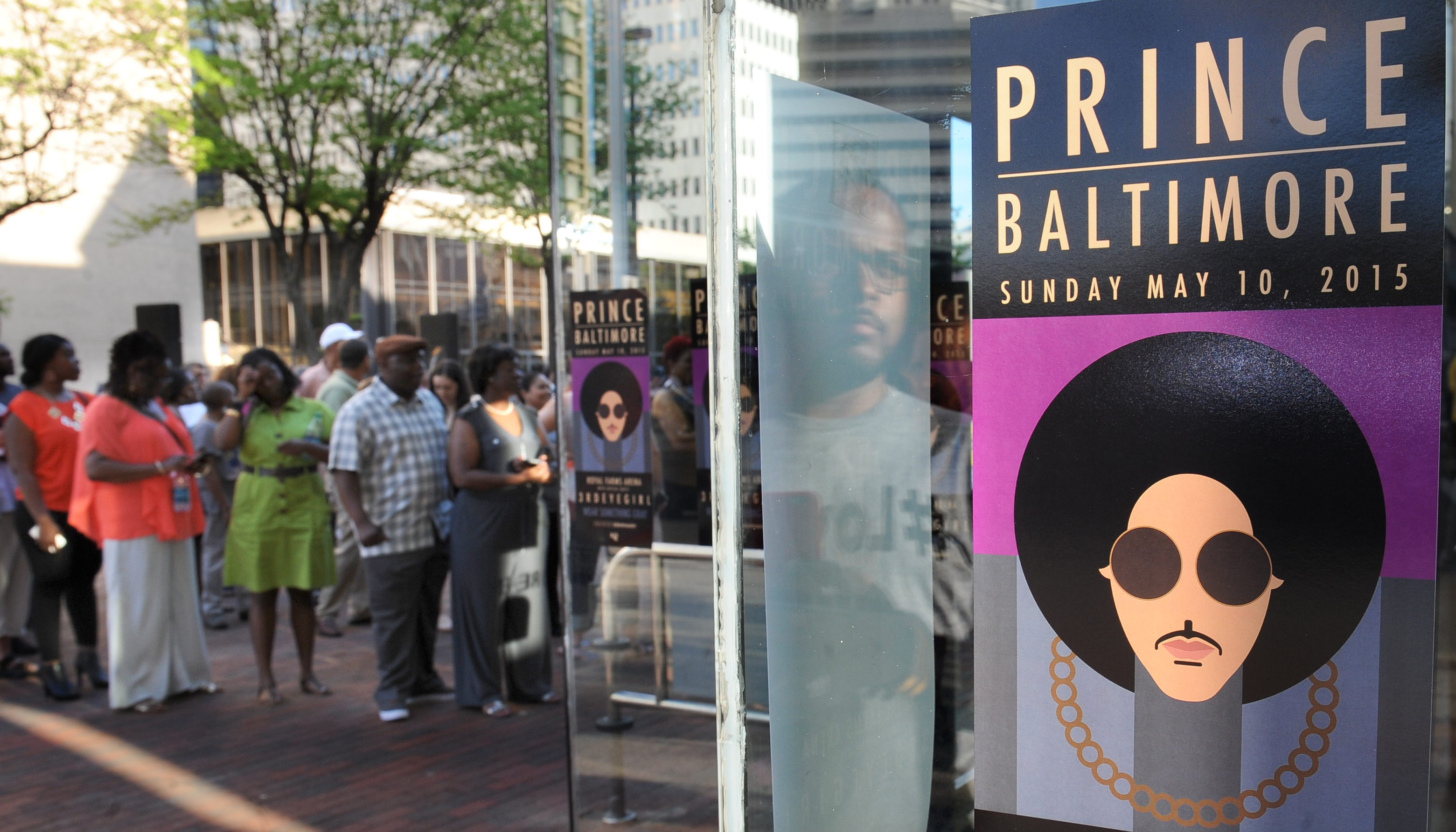 Prince highlights unrest, youth during Baltimore concert