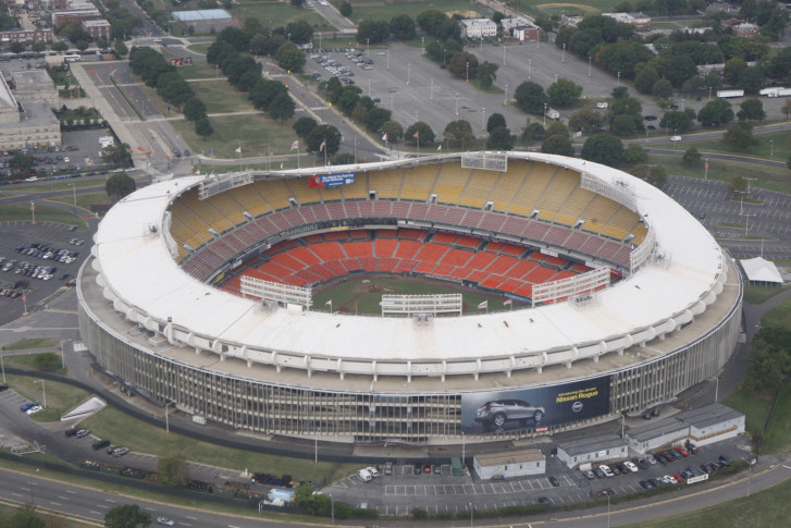 Image result for rfk stadium images