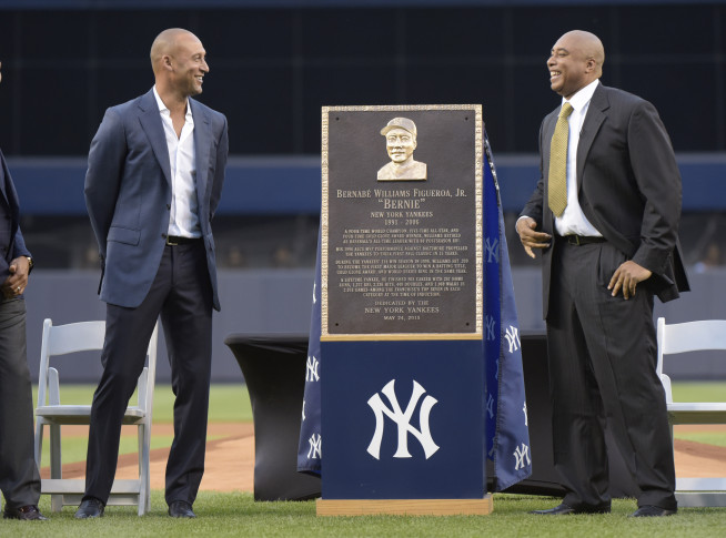 jeter earned right to - photo #36
