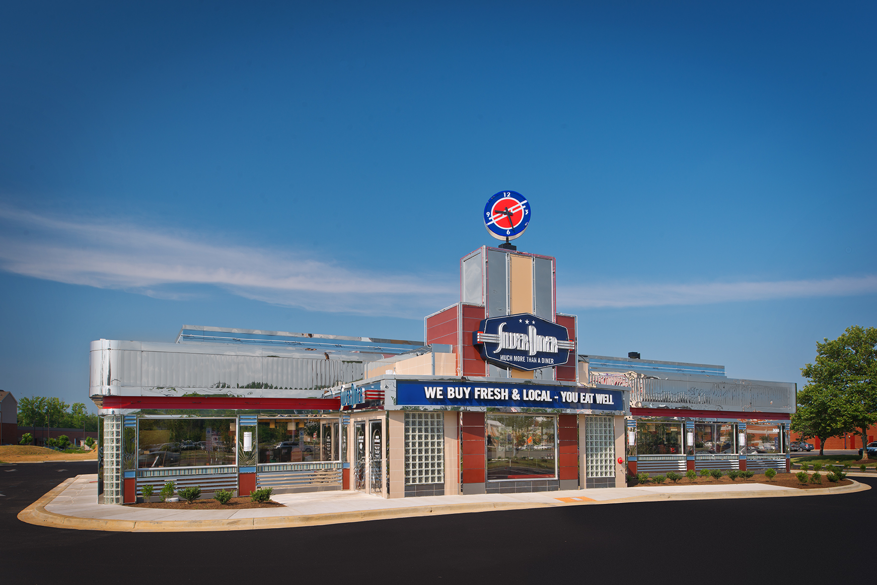 Silver Diner gets national attention from study on healthy kids' options