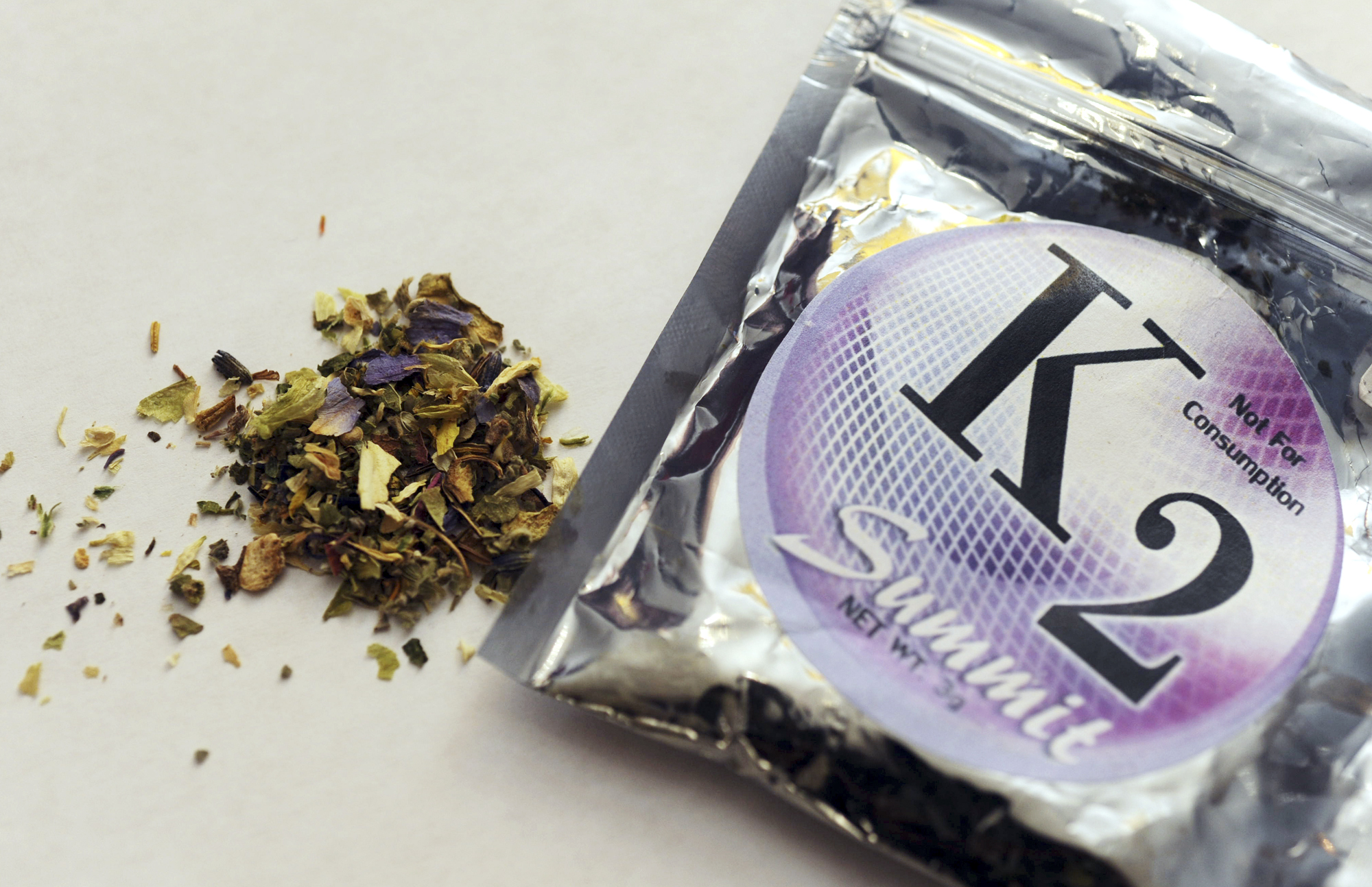 D.C. cracks down on stores selling synthetic drugs