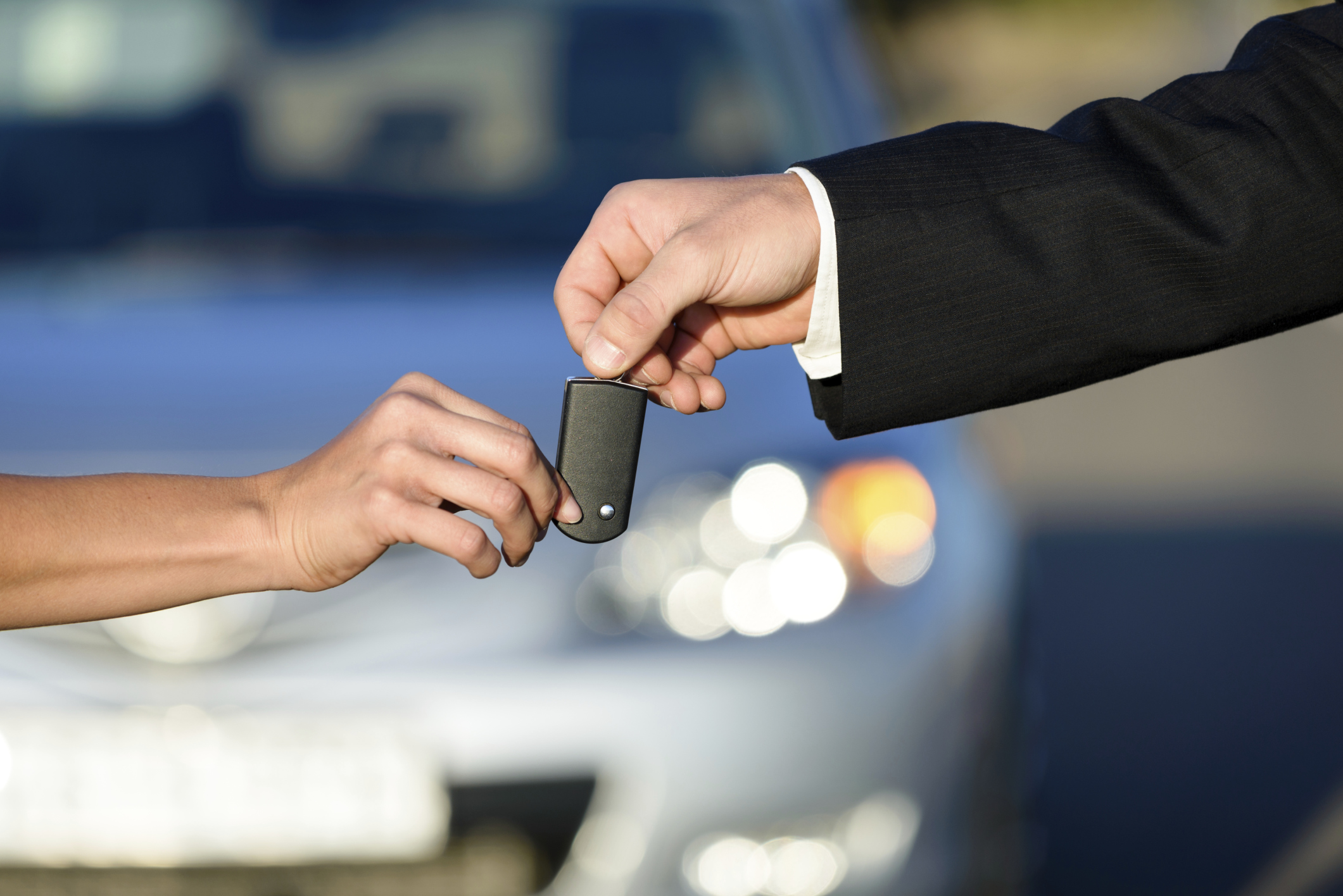 Choosing a used car deal over a test drive
