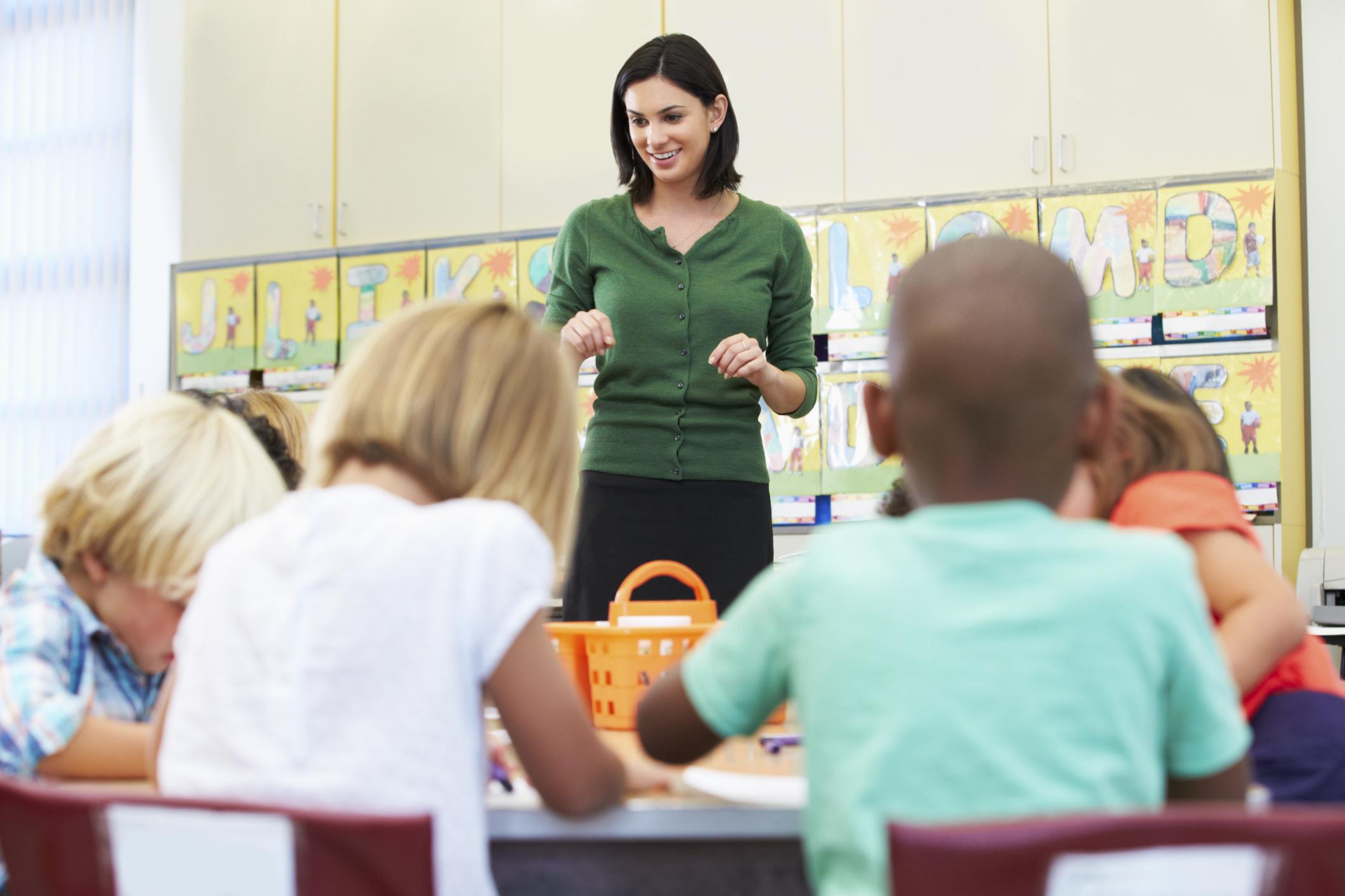 Thank an educator on National Teacher Appreciation Day