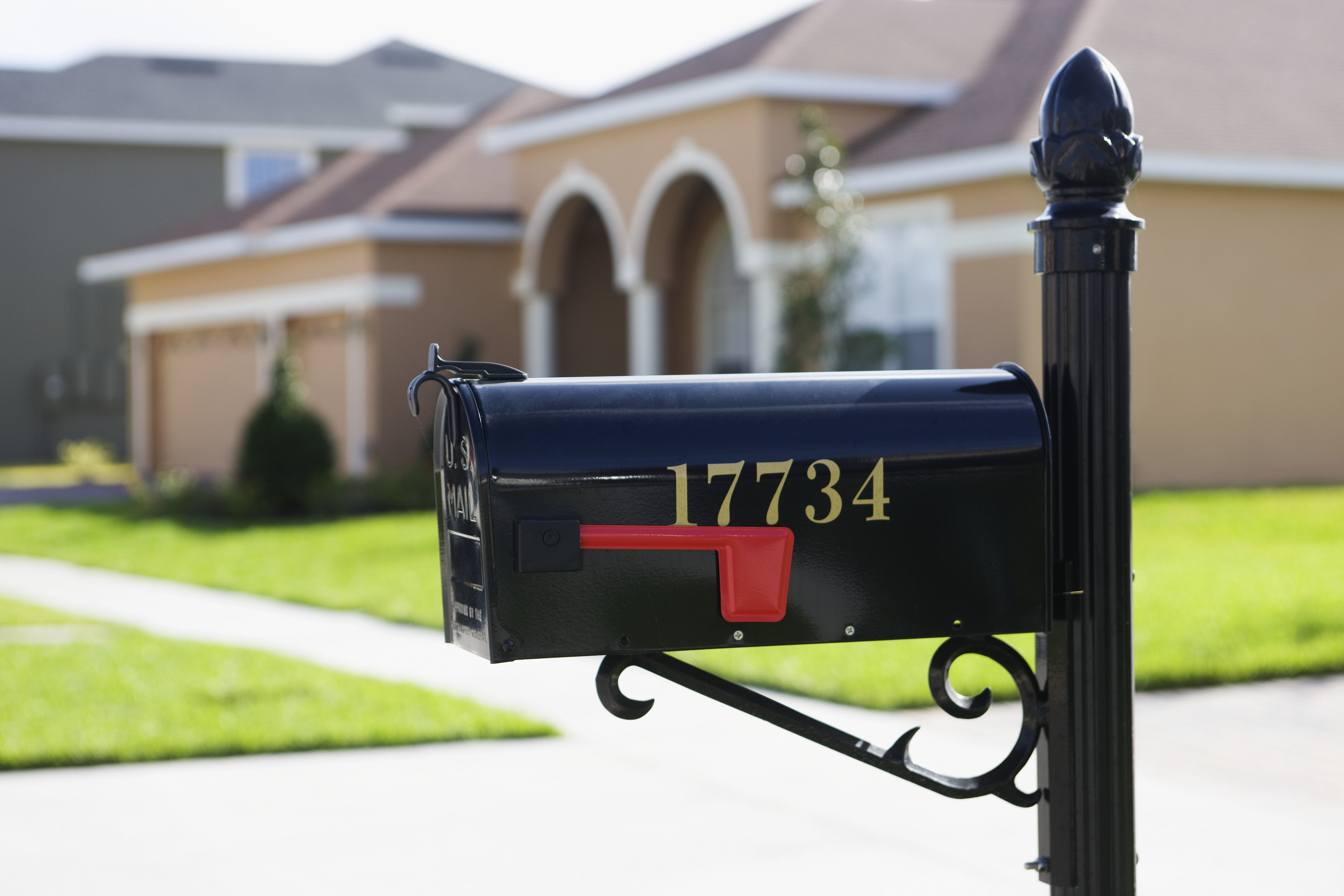 No mail for residents who lost mailboxes to car crash in May