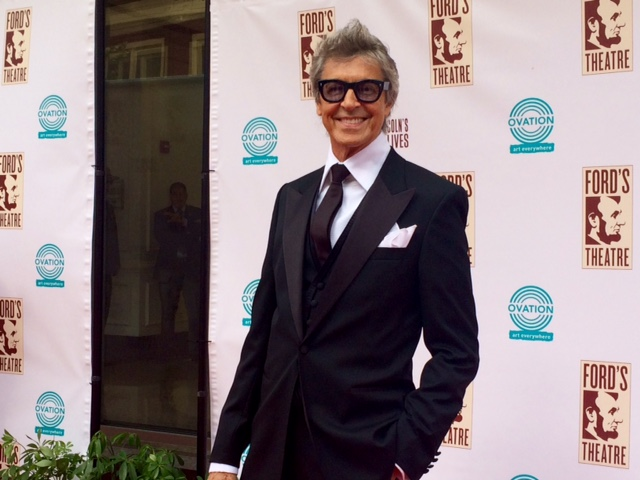 Tommy Tune, 9-time Tony winner, was a highlight of the gala festivities. (WTOP/Jason Fraley)