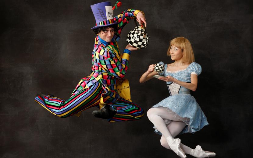 'Alice in Wonderland' sends Kennedy Center down rabbit hole