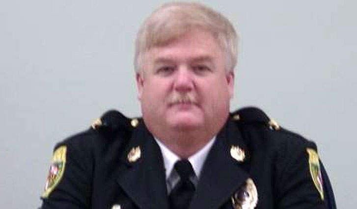 Police chief charged criminally after WTOP investigation