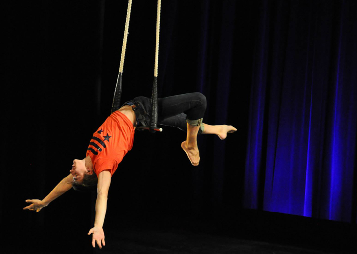 Virginia teen runs off and joins the circus