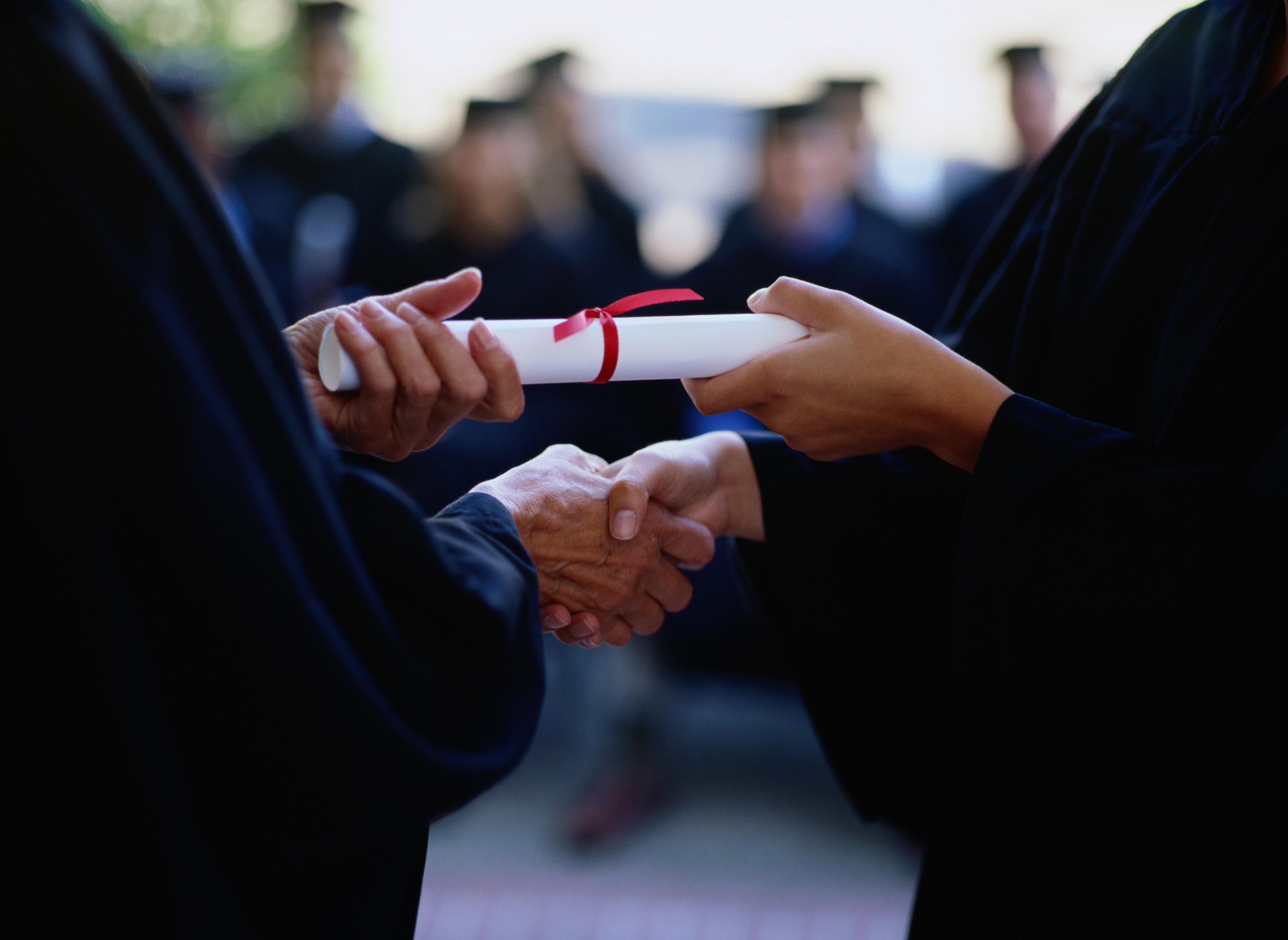 Study: D.C. top spot for graduating millennials