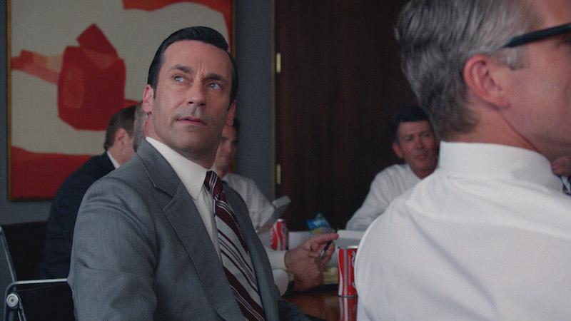 Don Draper Window : Falling slowly predictions for 'mad men finale wtop