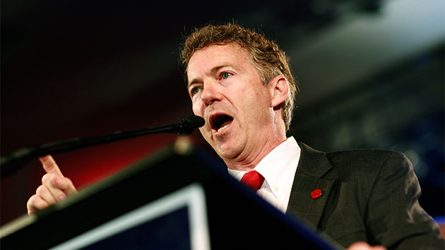 Rand Paul Plans to 'Force the Expiration' of Patriot Act Provisions