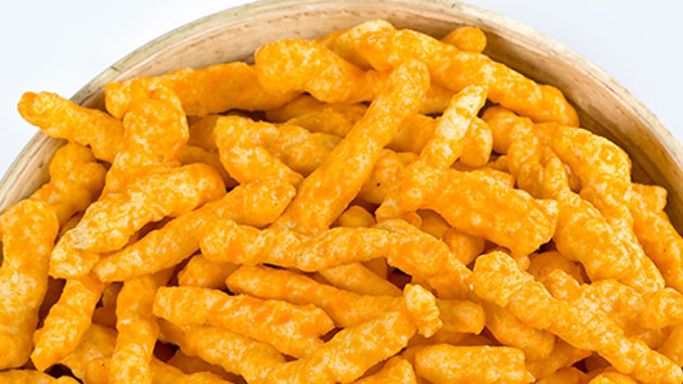 digestion of cheetos The carbohydrates in refined foods — like chips, soda and white bread — move through your digestive system quickly, leading to symptoms like bloating, cramping and gas the high fat and calorie content don't do much for your weight and blood sugar levels either.