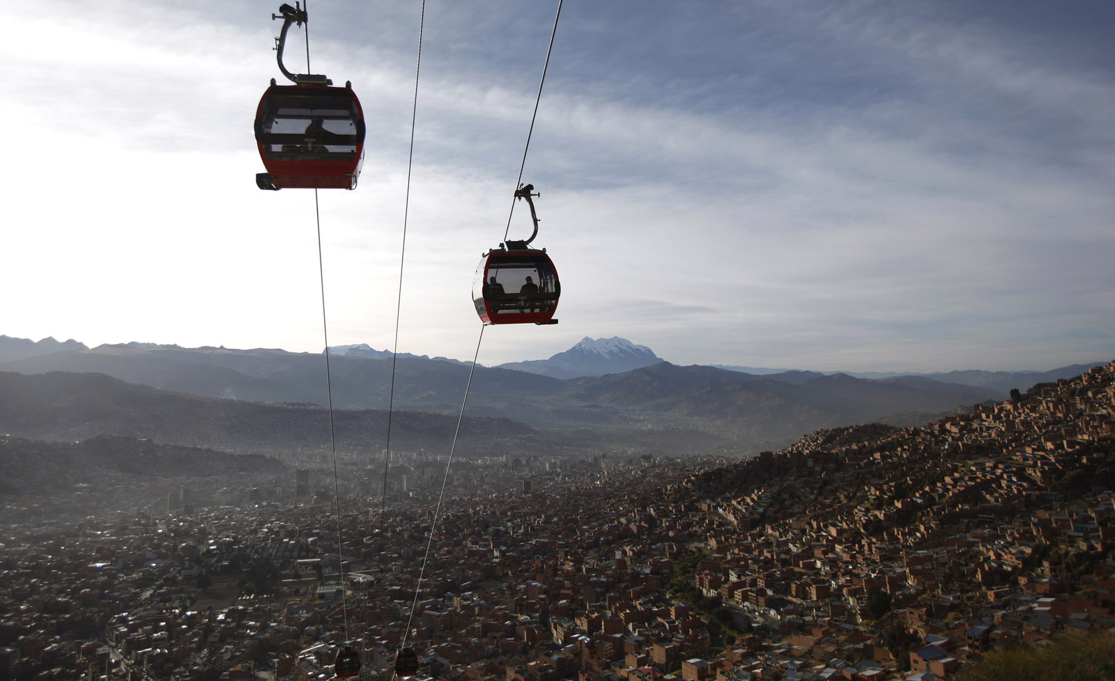 Georgetown air gondolas gain traction, funding for study