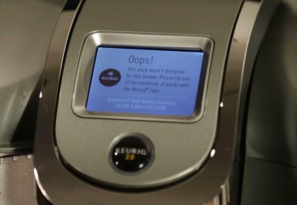 Keurig promises return of refillable K-cups after sales tank
