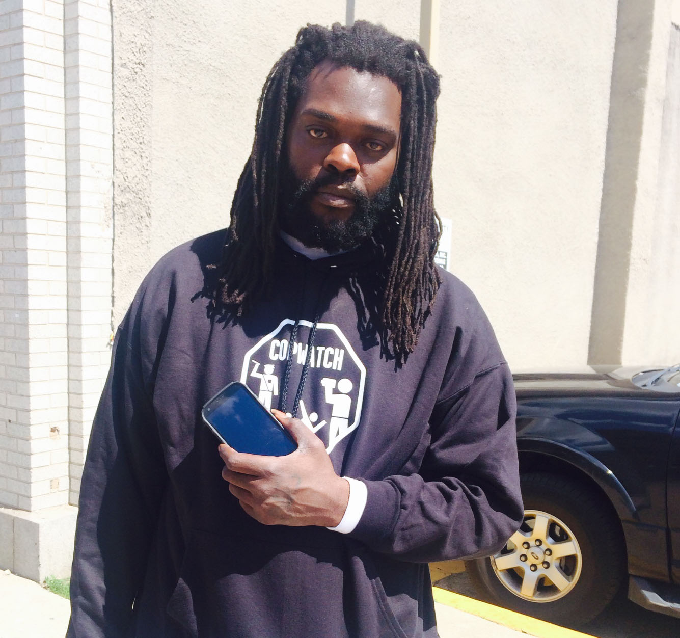 Man who filmed Freddie Gray arrest says he'll keep the camera rolling