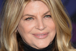 """Kirstie Alley attends the premiere of HBO's """"Girls"""" fourth season at The American Museum of Natural History on Monday, Jan. 5, 2015, in New York. (Photo by Evan Agostini/Invision/AP)"""