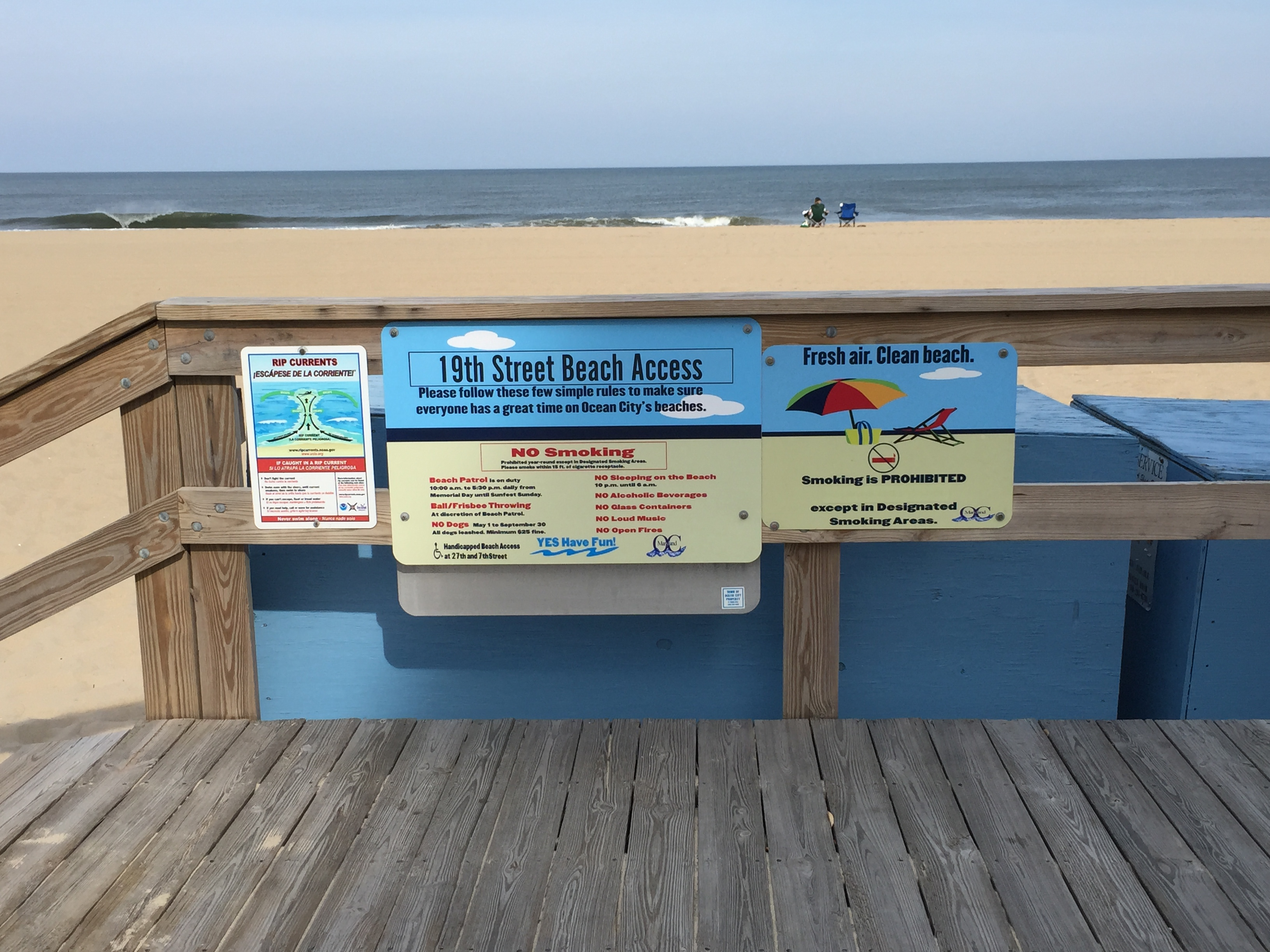 Memorial Day weekend true test for Ocean City's smoking restrictions