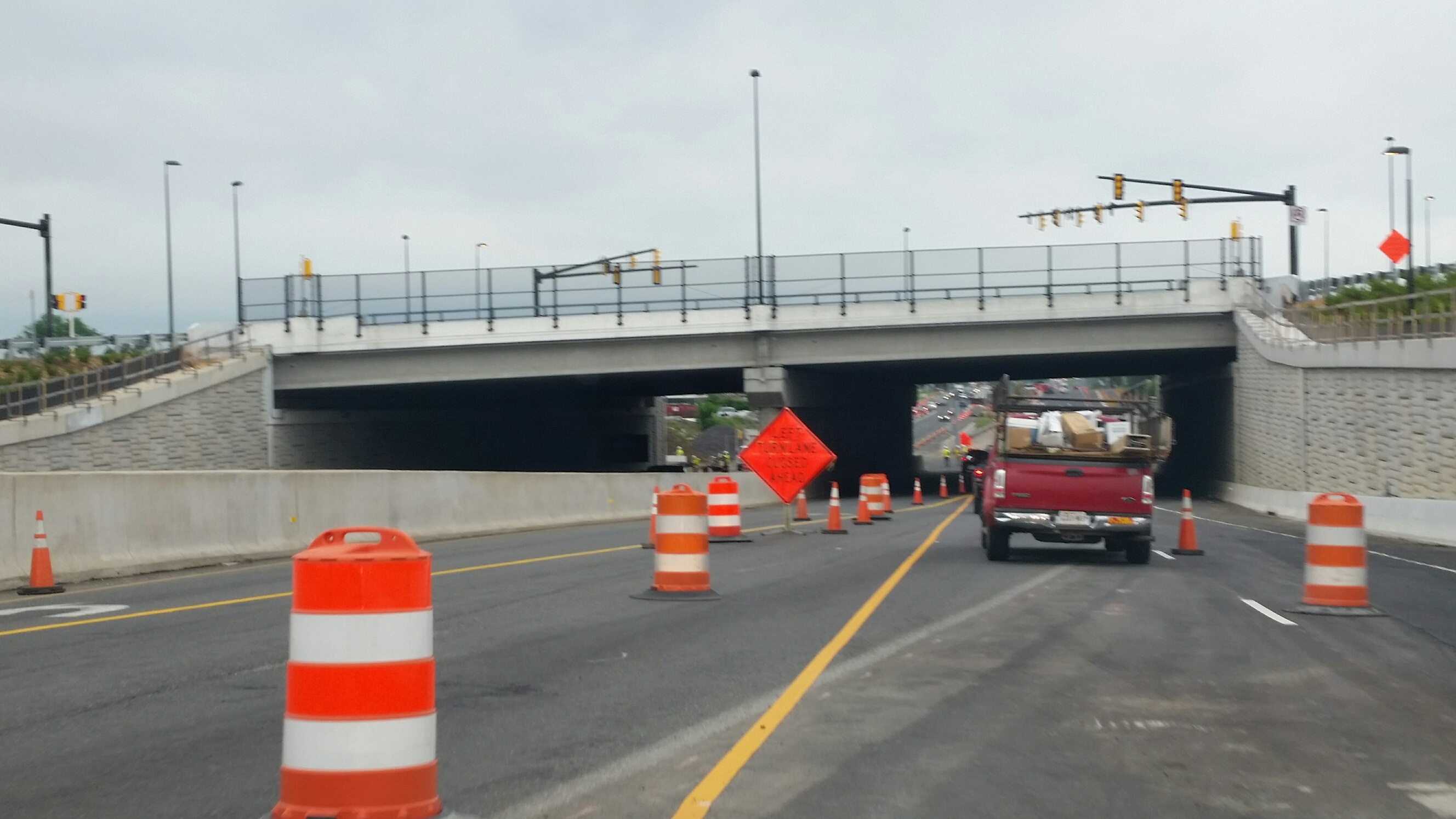 Gainesville interchange almost complete