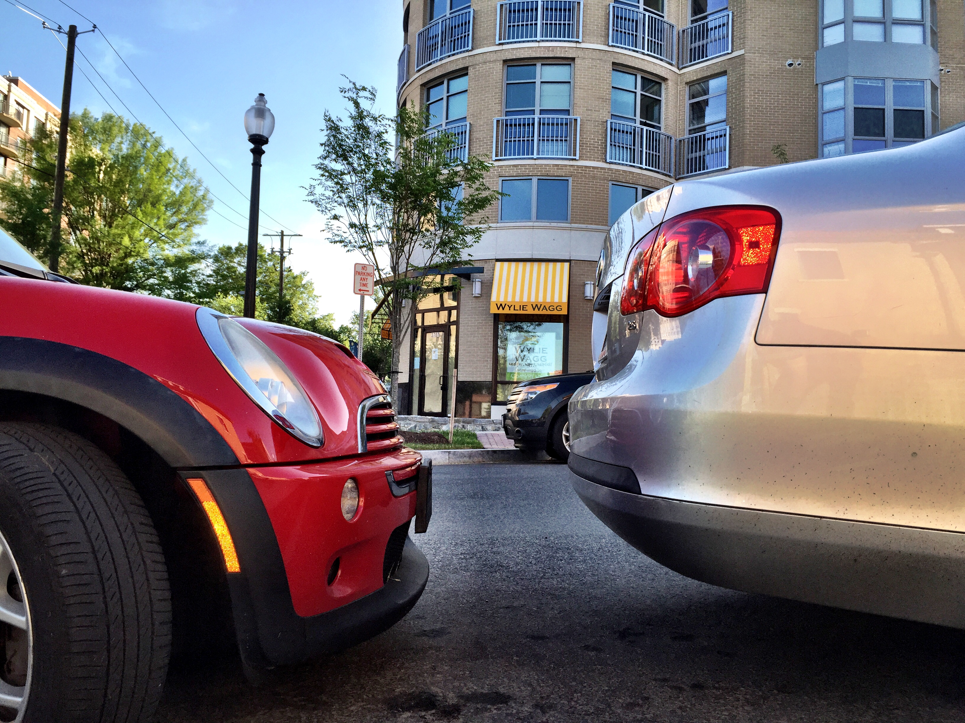 Maryland drops parallel parking from driver's test