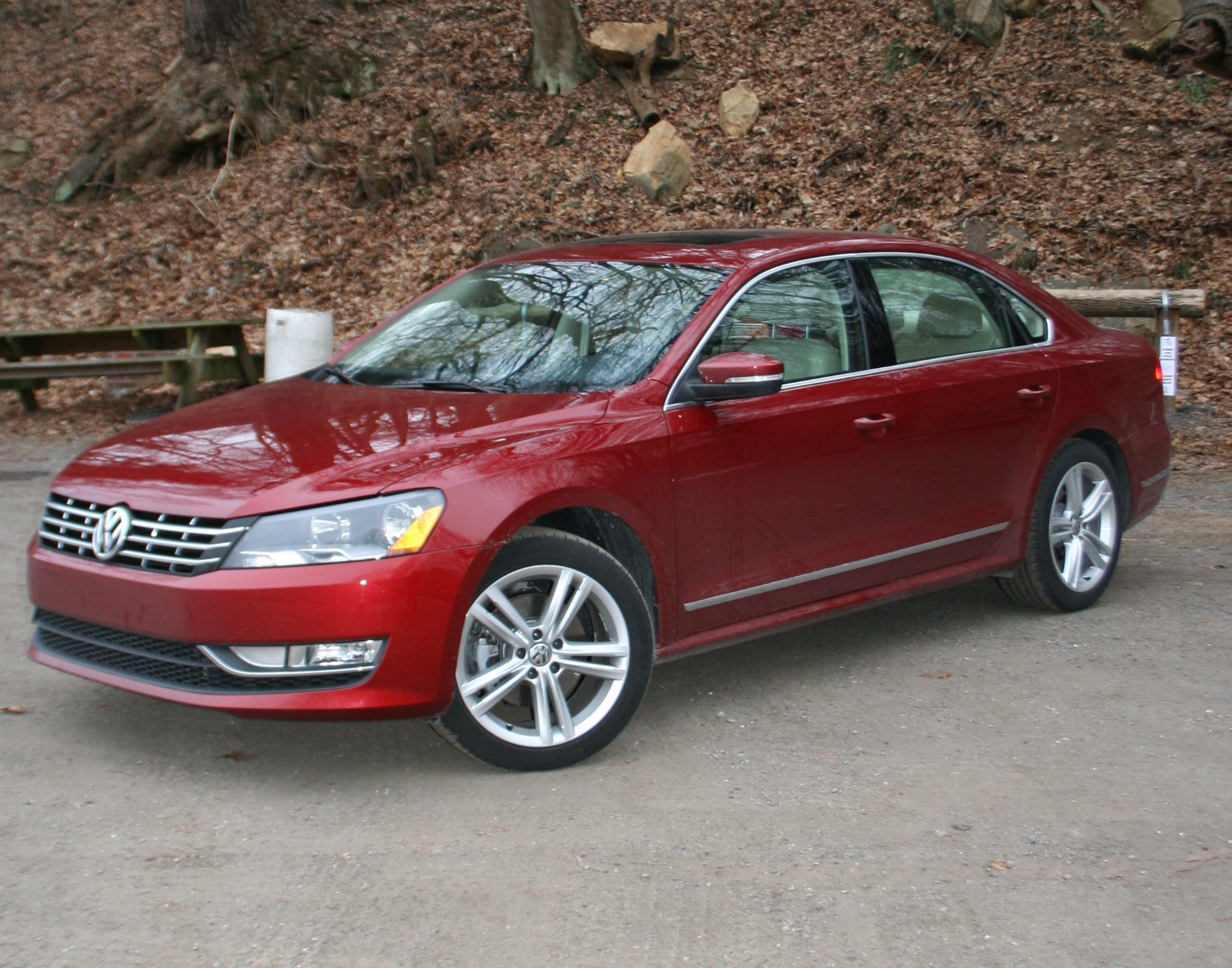The 2015 VW Passat TDI: A large sedan with the fuel economy of a compact