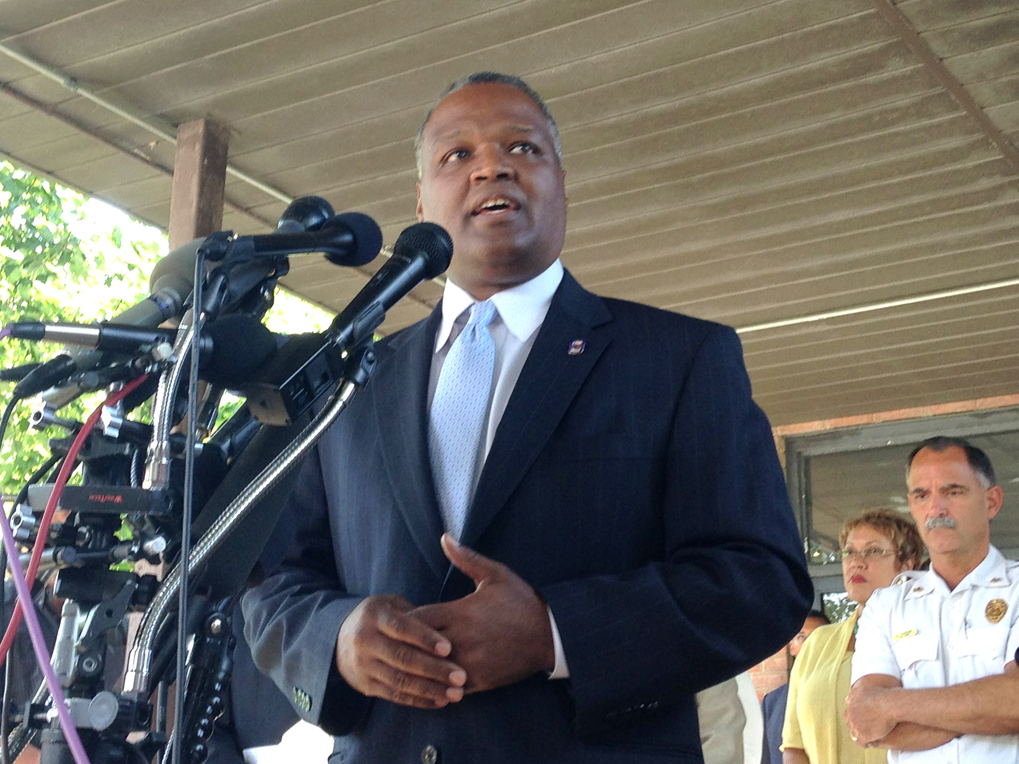 Prince George's County Exec: No new money for Purple Line