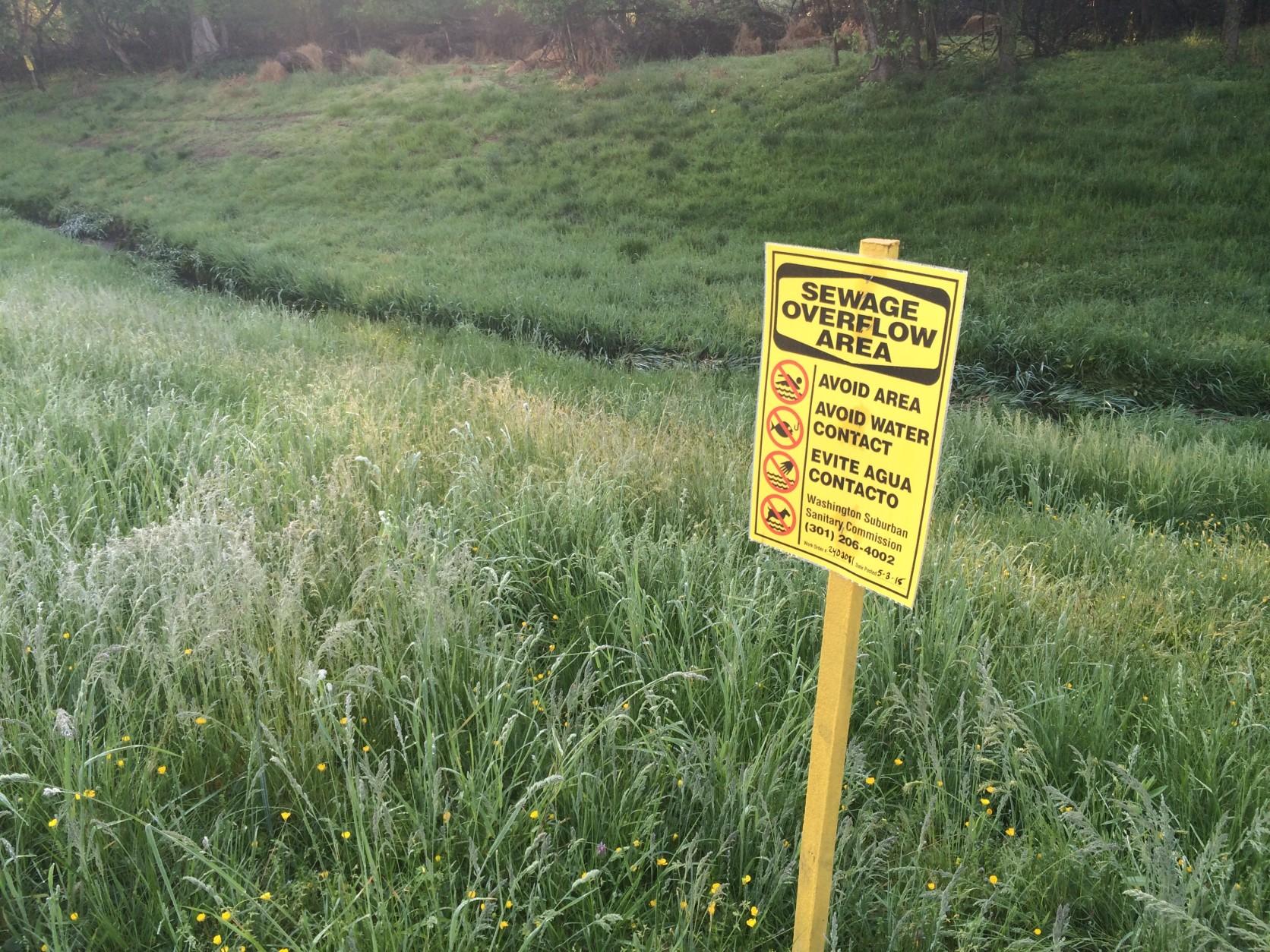 Sewage X Pg County Shutting Off Water