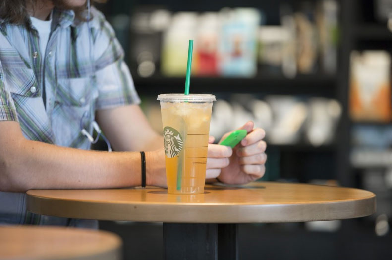 Starbucks and Spotify team to blend music with coffee