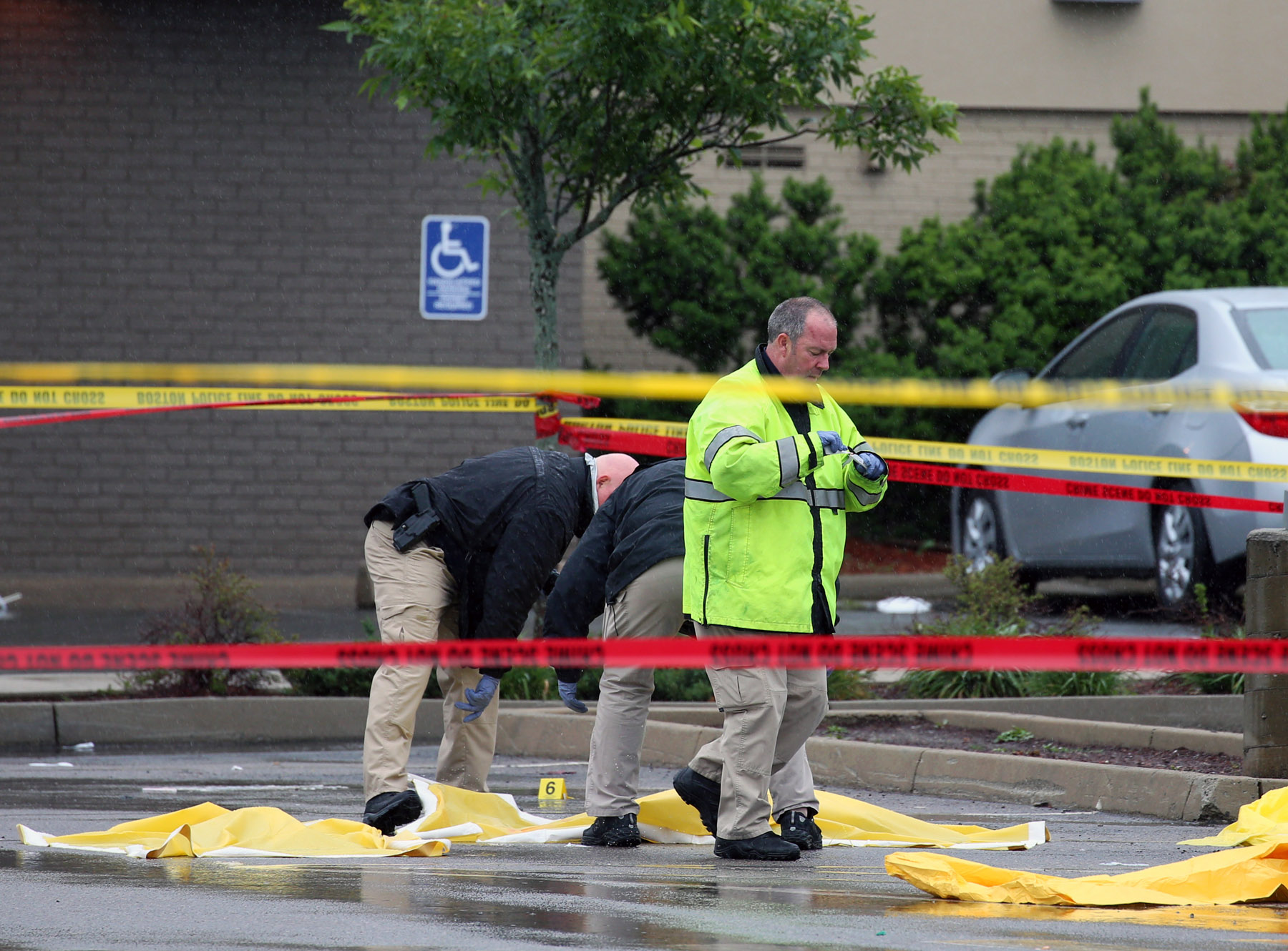 Boston Police Officer Shoots and Kills Possible Terror Suspect