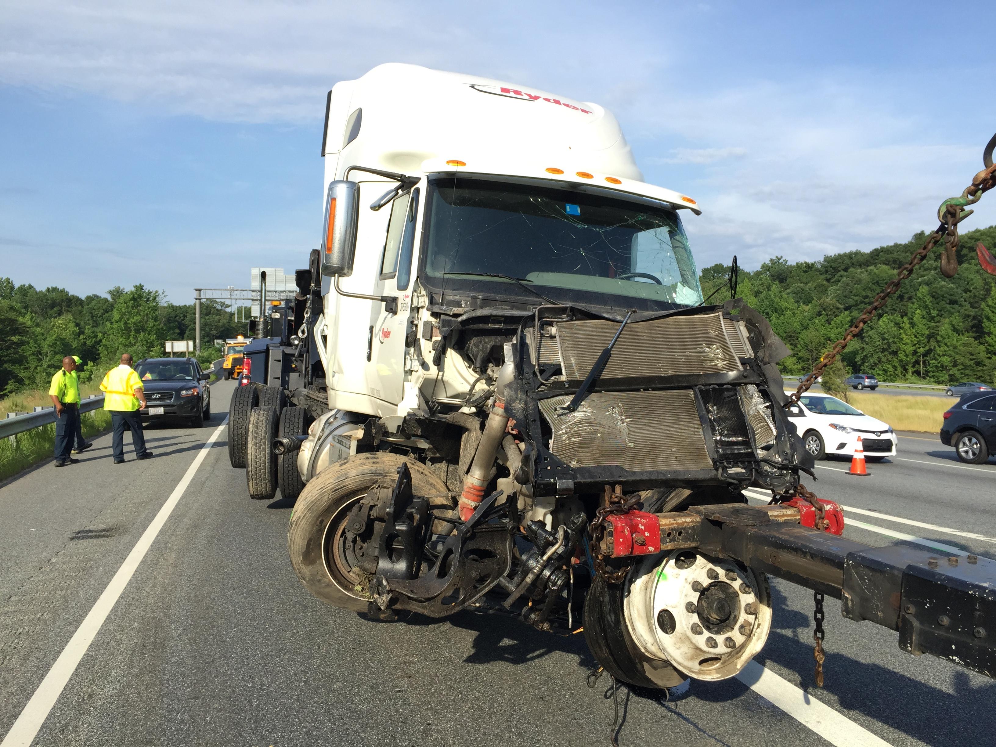 I-95 reopens after fatal Md. crash