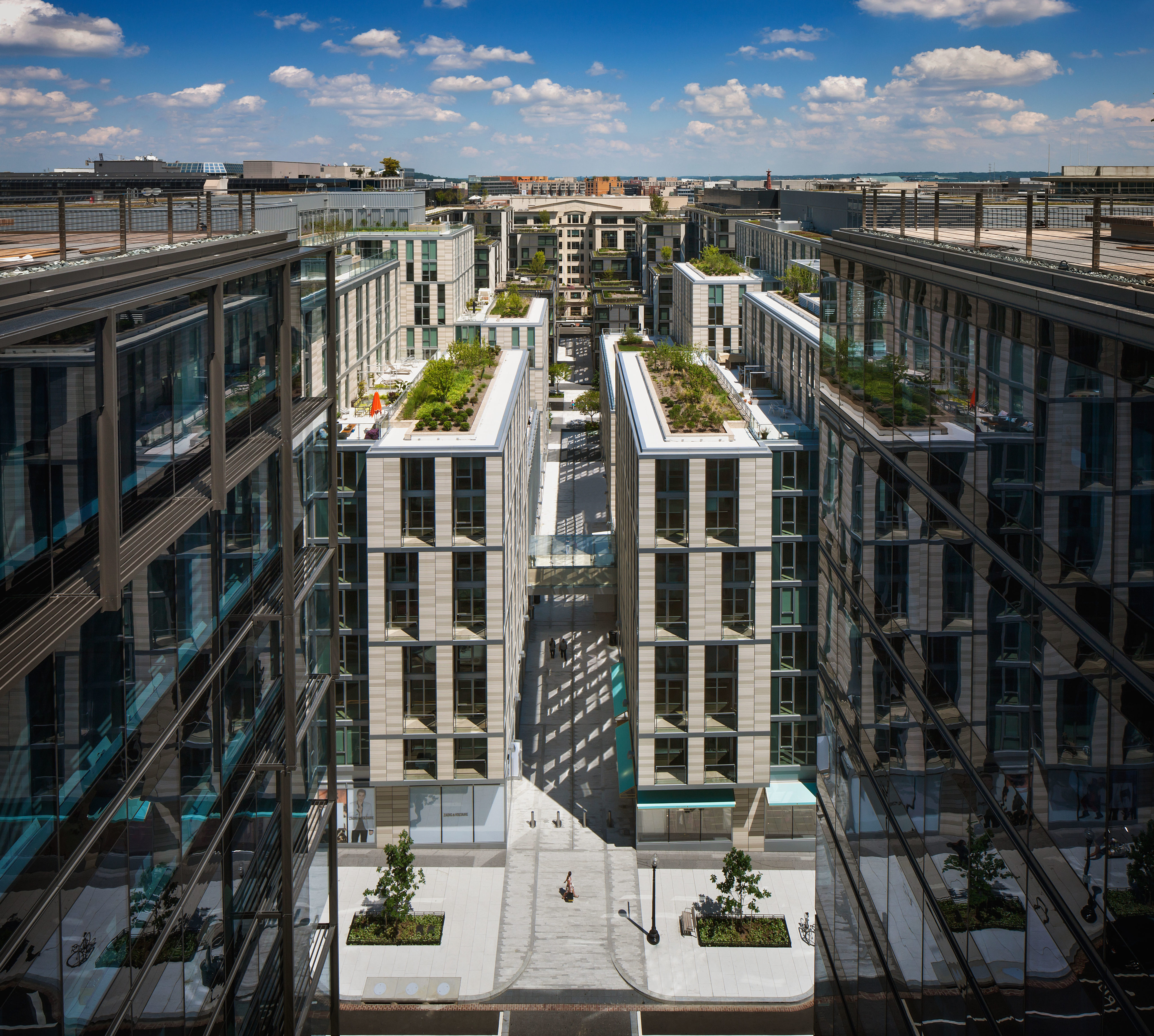 New Luxury Apartments In Dc: Your Guide To CityCenterDC: Where To Eat, Shop And Relax