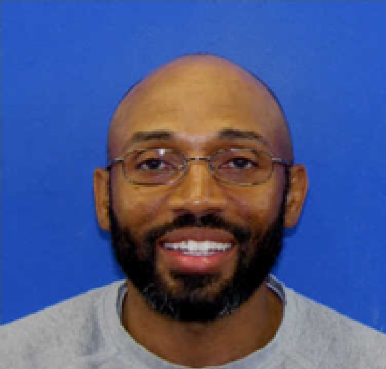 Clyde Peterson, 44, also faces felony theft and handgun related charges. (Courtesy Prince George's County Police Department)