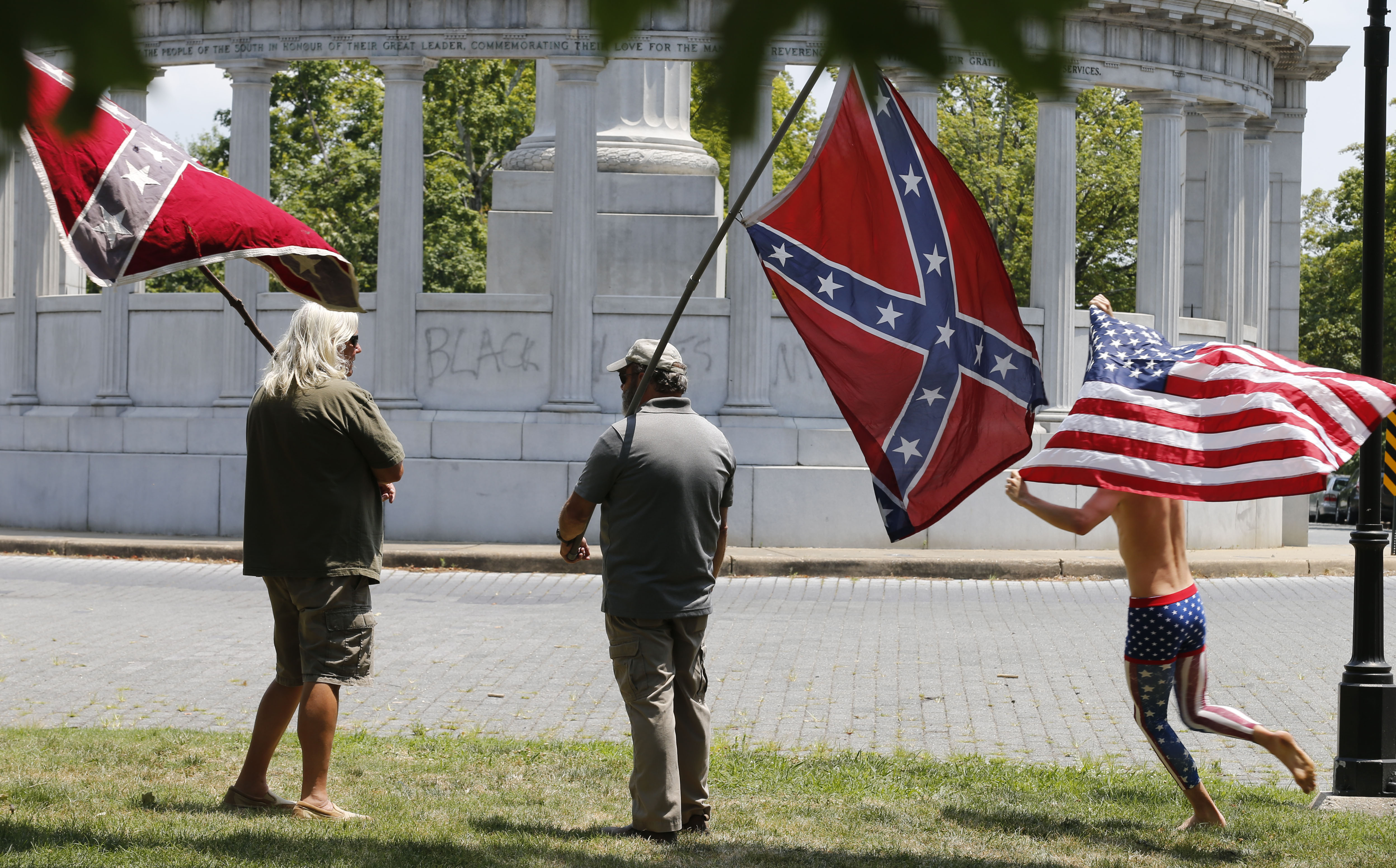 Confederate memorials in Va. can be pulled by local governments