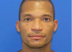 Derrick Simmons, 42, is charged with felony theft and handgun-related charges. (Courtesy Prince George's County Police Department)