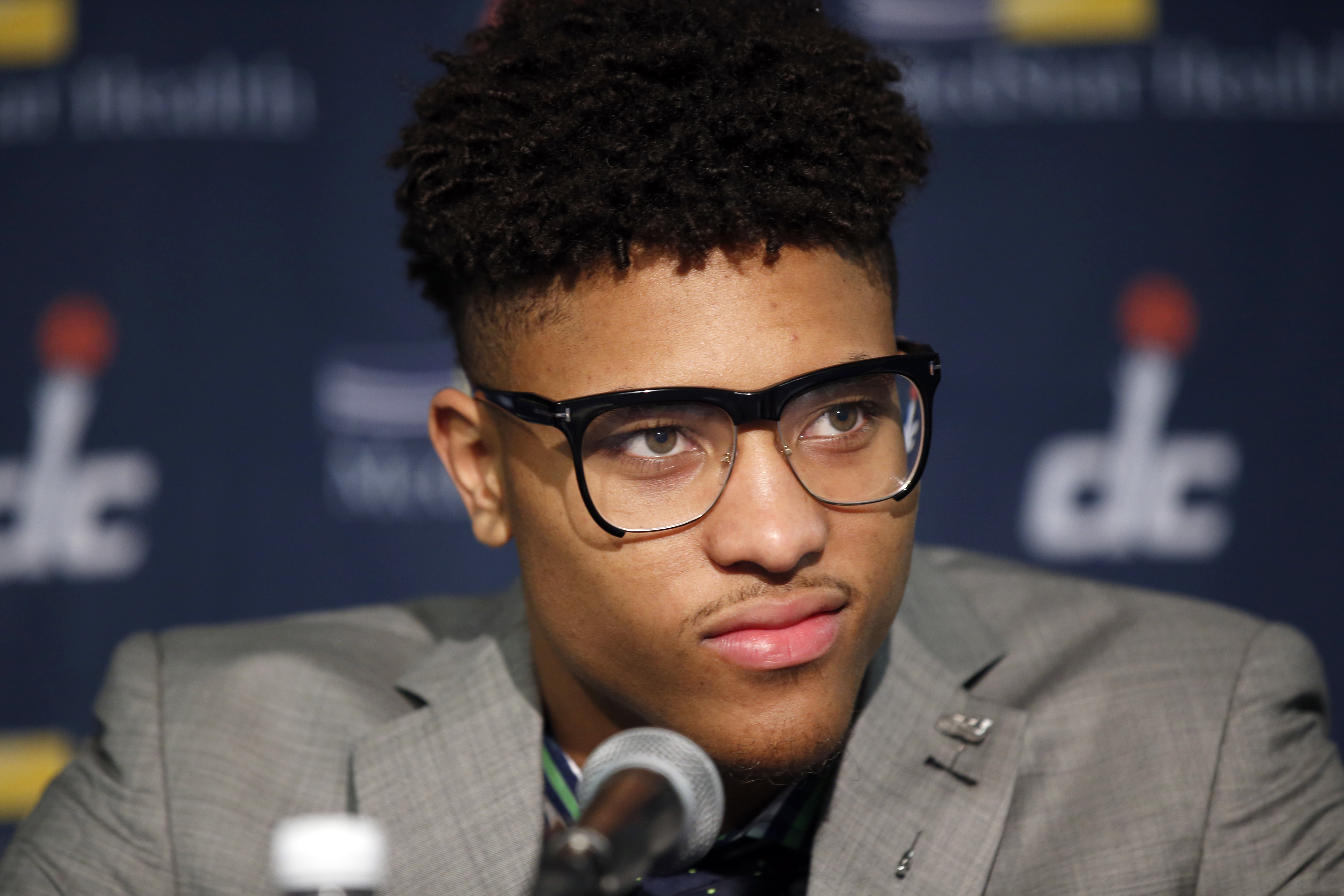 Wizards Rookie Oubre Filled With Confidence Wtop