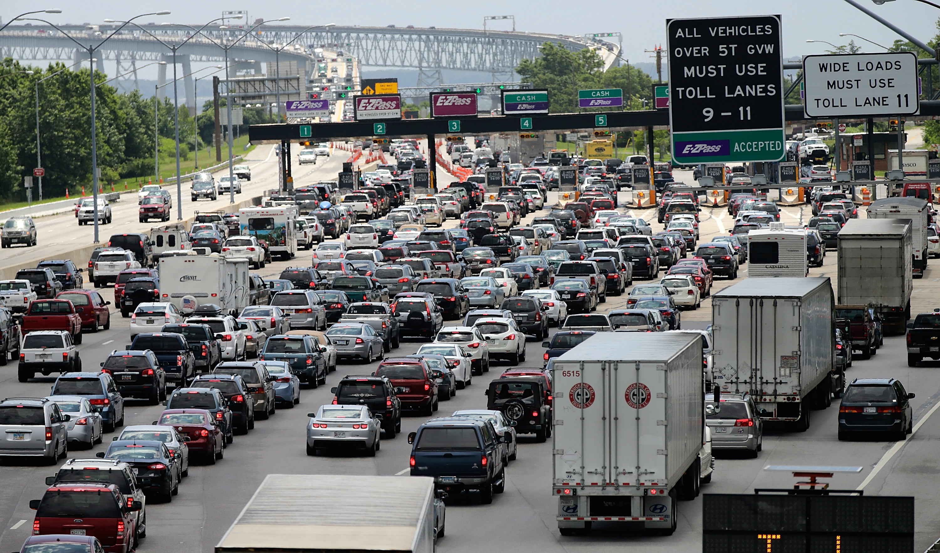 Maryland ranked among nation's worst states to drive