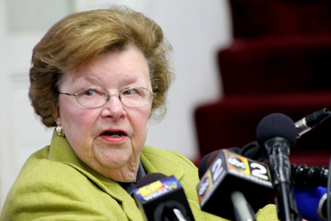 Mikulski pushes for police reforms