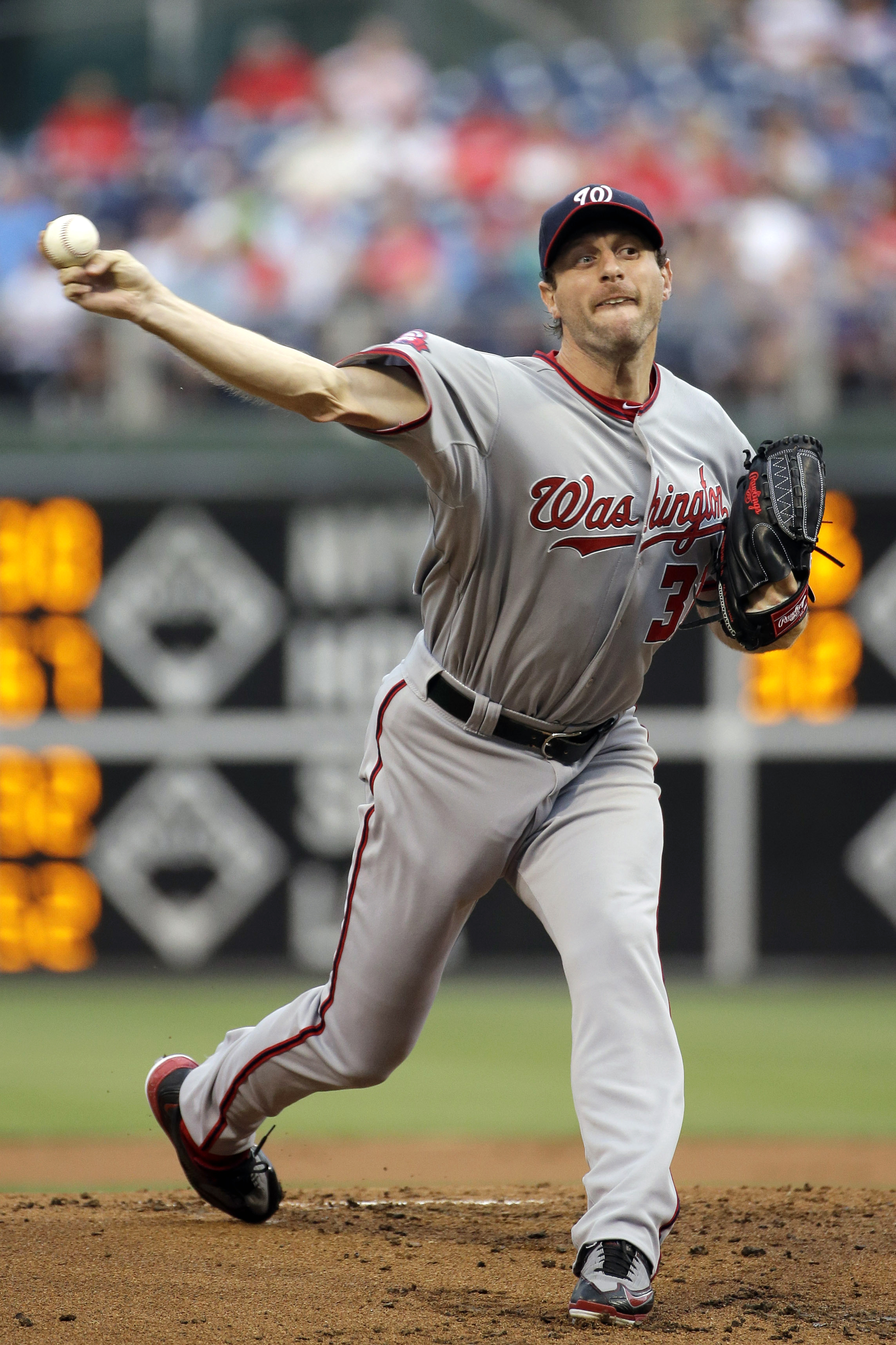 Nationals' Scherzer, 4 O's make All-Star team