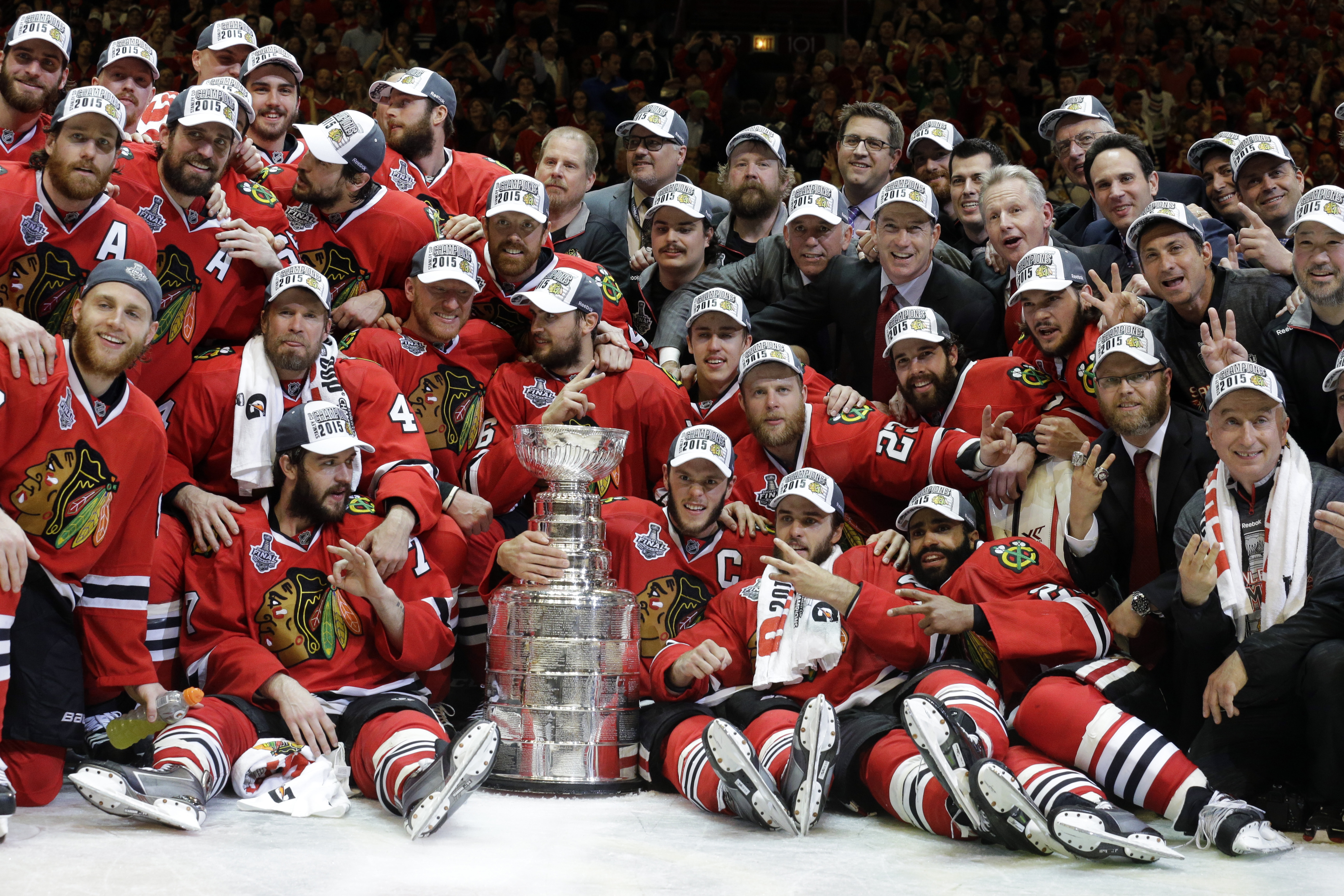 chicago blackhawks win 3rd stanley cup title in 6 years | wtop