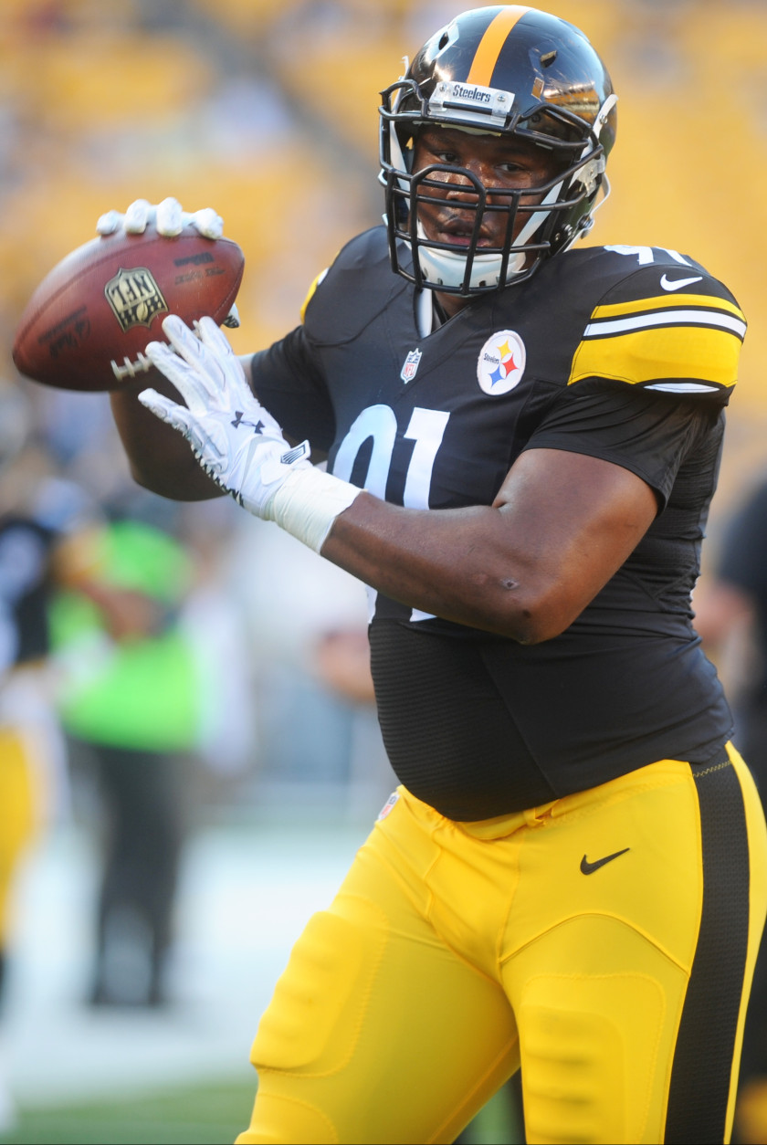All grown up Tuitt eyeing breakout season for Steelers