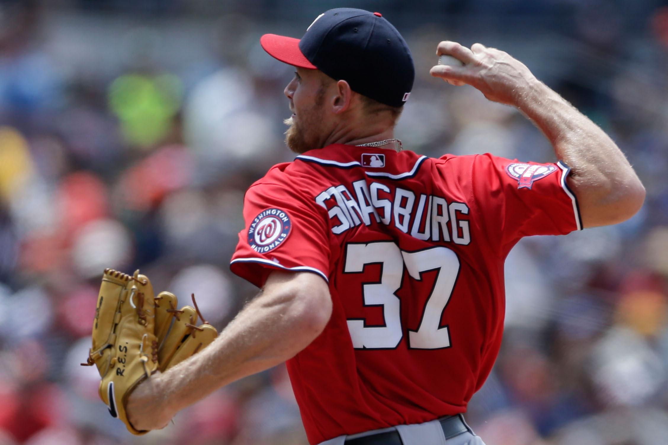 Seven semi-serious suggestions for Stephen Strasburg