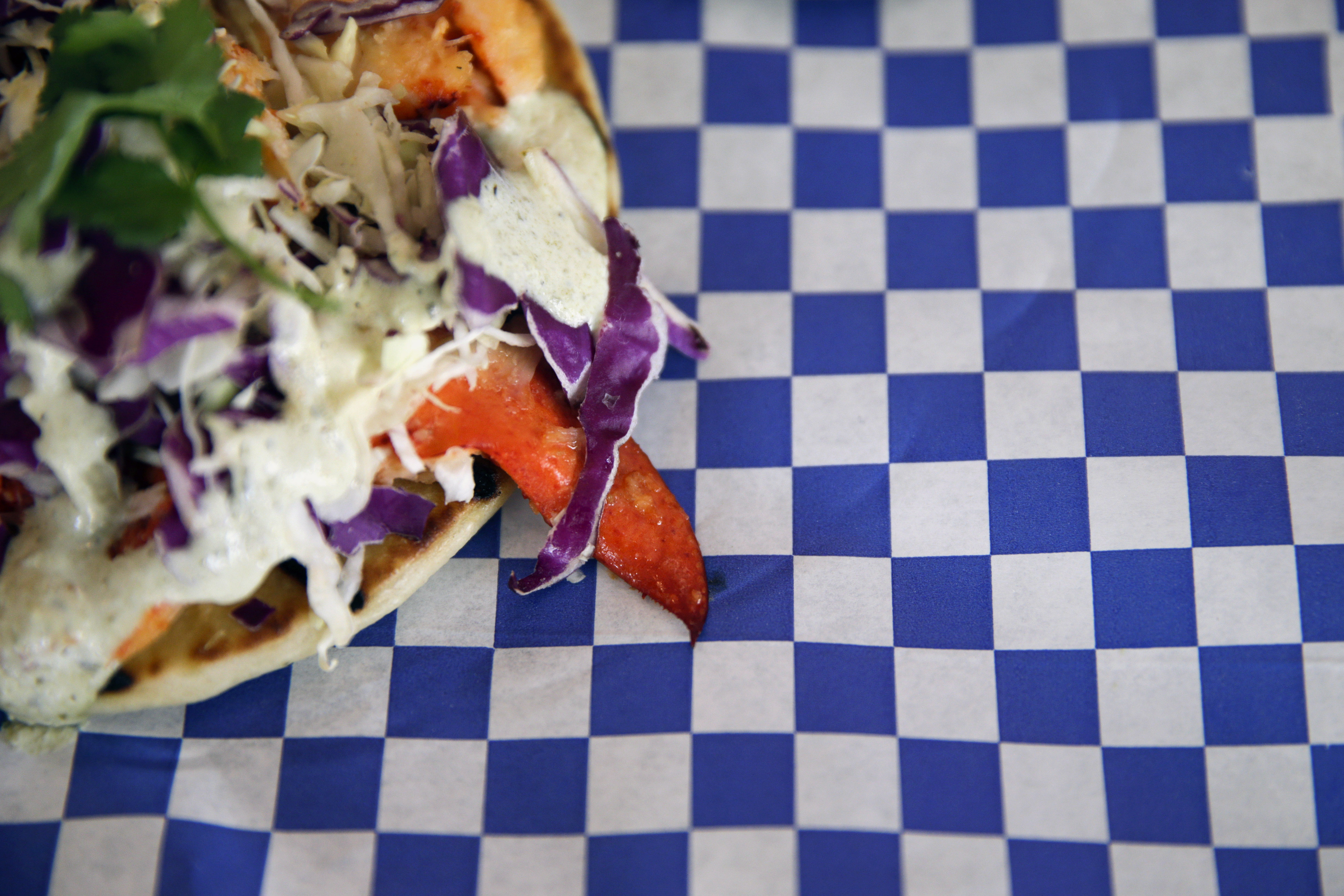 Taco town: D.C. neighborhoods with the most taco spots