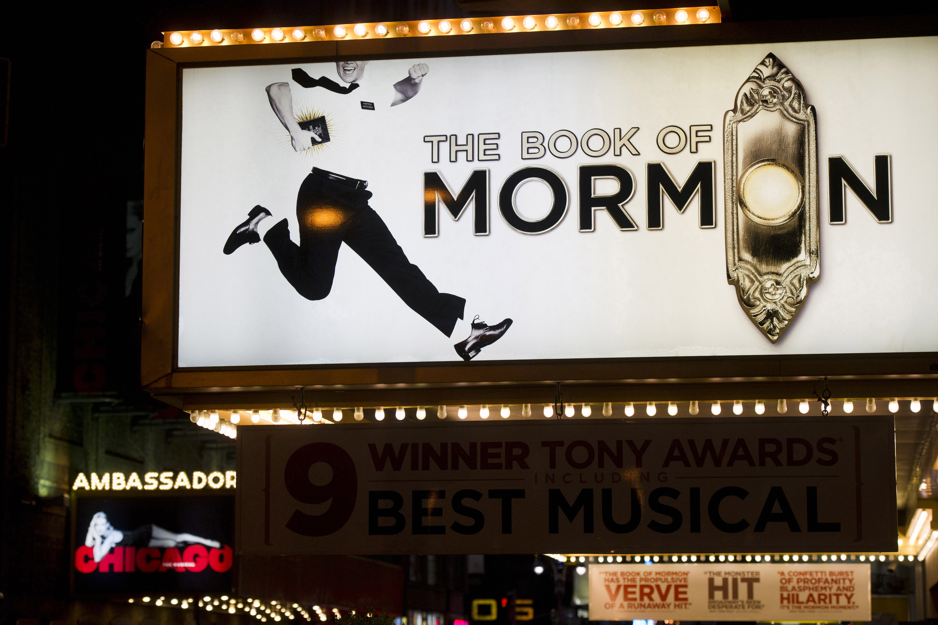 'Book of Mormon' brings profound, profane laughs to the Kennedy Center