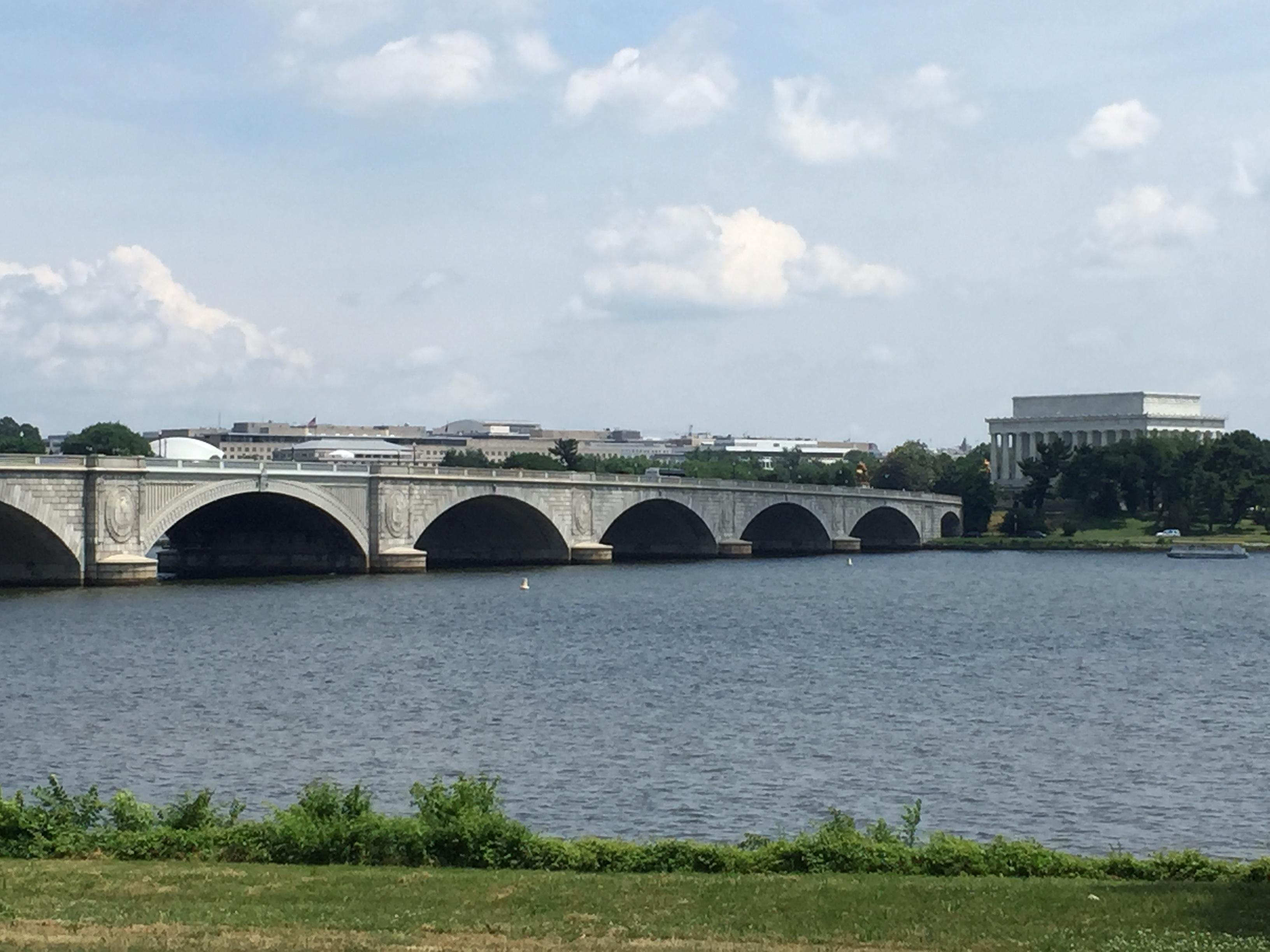 DC's Arlington Memorial Bridge could close in 5 years